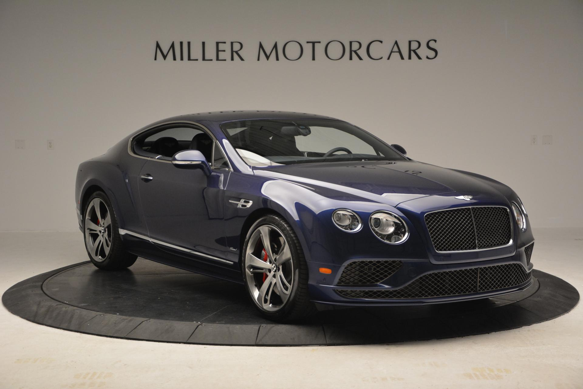 Used 2016 Bentley Continental GT Speed GT Speed For Sale In Greenwich, CT 26_p11