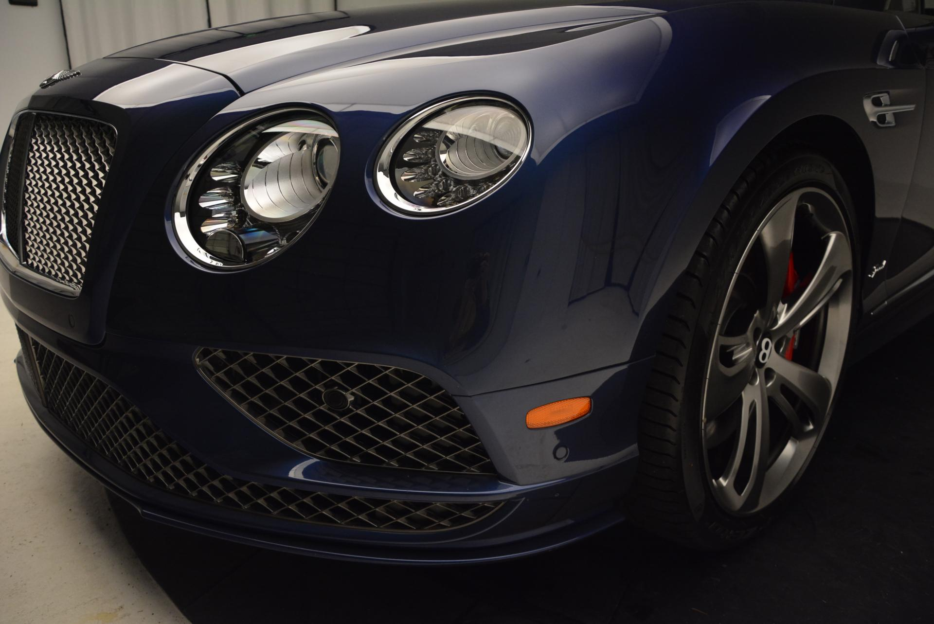 Used 2016 Bentley Continental GT Speed GT Speed For Sale In Greenwich, CT 26_p15