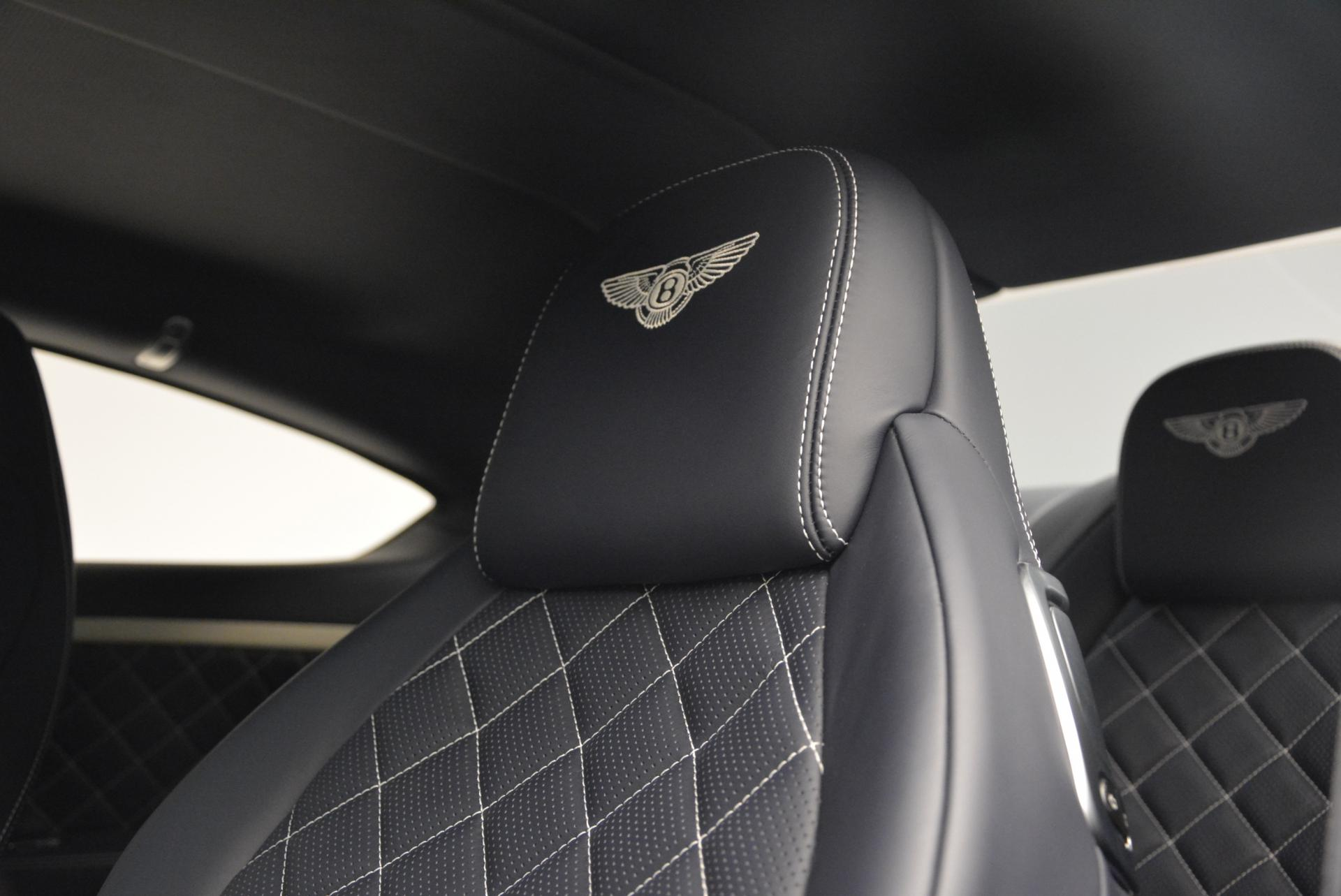 Used 2016 Bentley Continental GT Speed GT Speed For Sale In Greenwich, CT 26_p24
