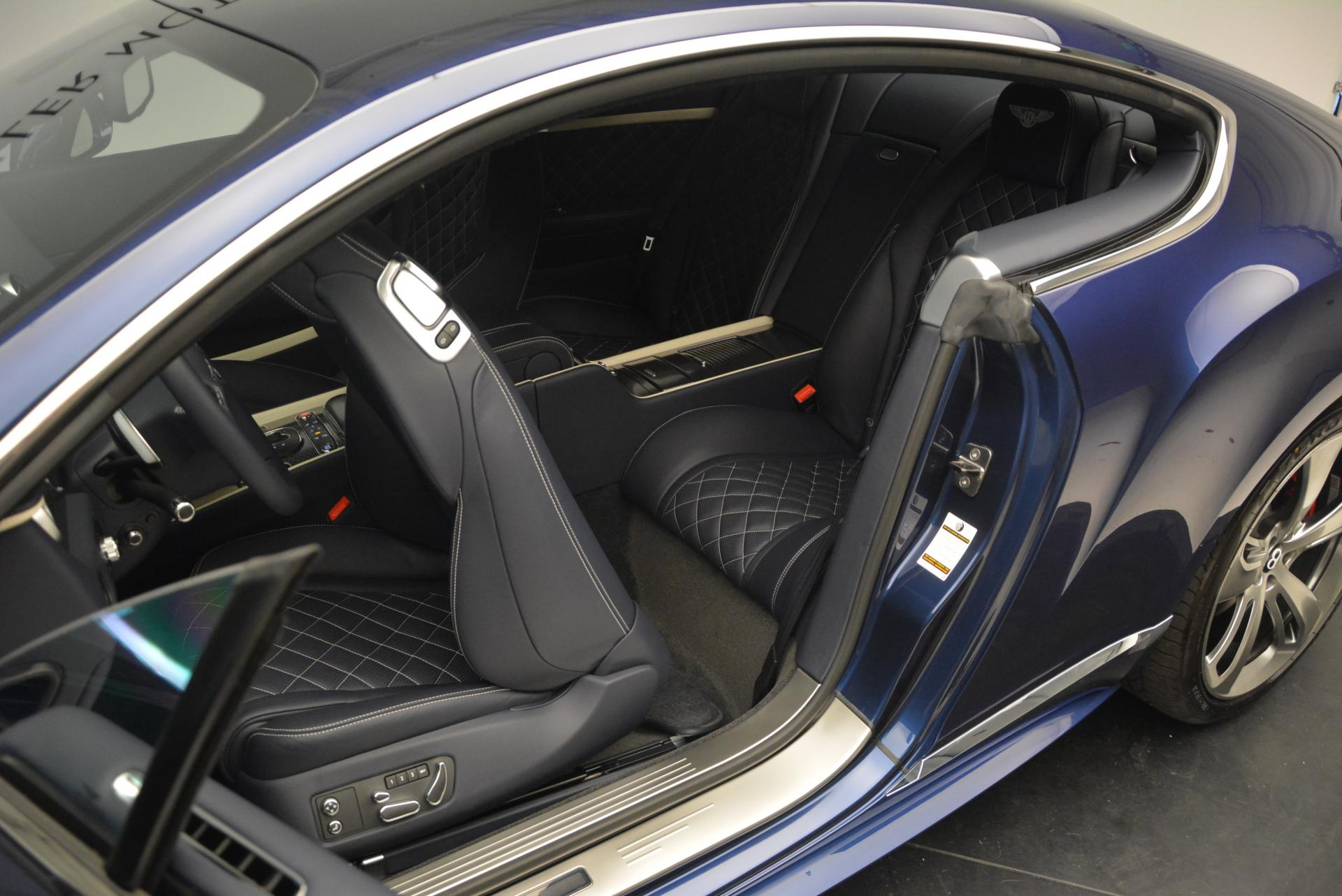 Used 2016 Bentley Continental GT Speed GT Speed For Sale In Greenwich, CT 26_p25