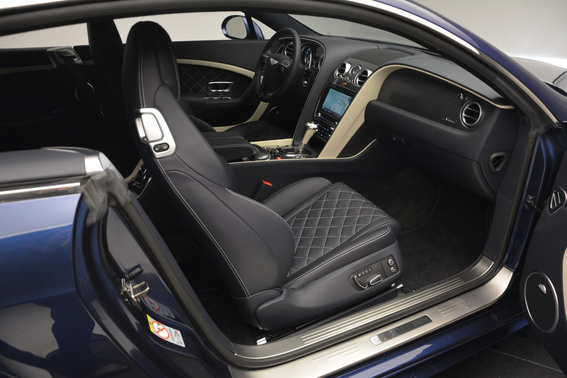 Used 2016 Bentley Continental GT Speed GT Speed For Sale In Greenwich, CT 26_p34