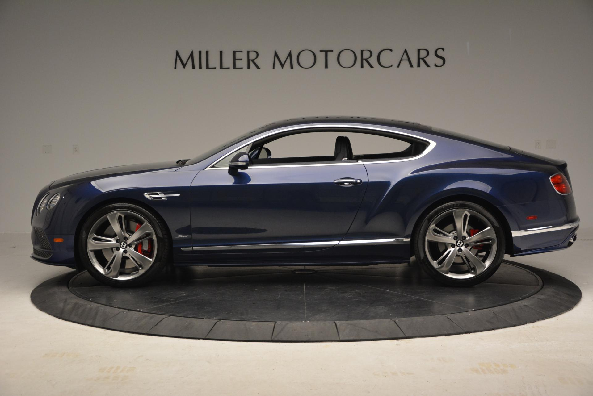 Used 2016 Bentley Continental GT Speed GT Speed For Sale In Greenwich, CT 26_p3
