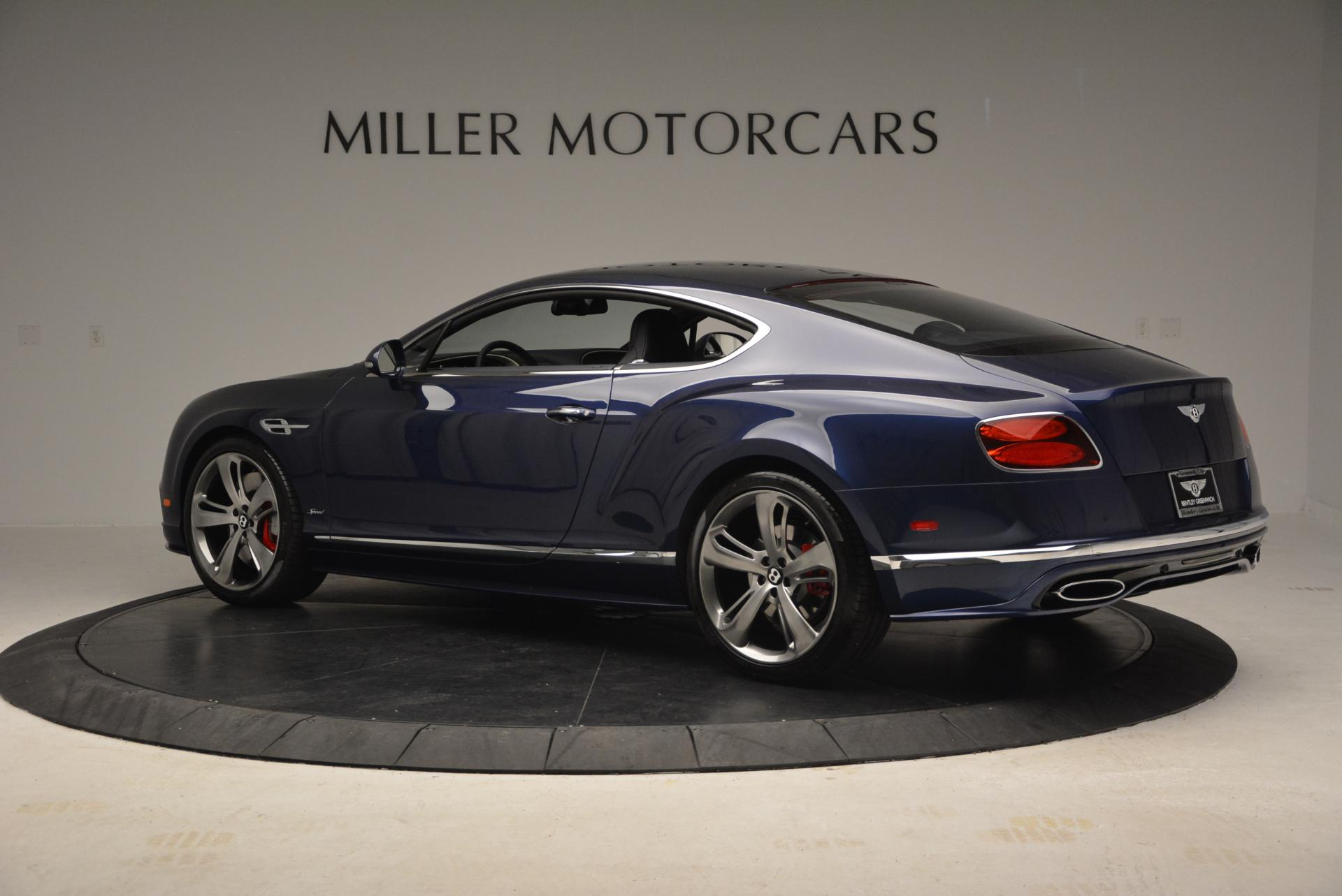 Used 2016 Bentley Continental GT Speed GT Speed For Sale In Greenwich, CT 26_p4