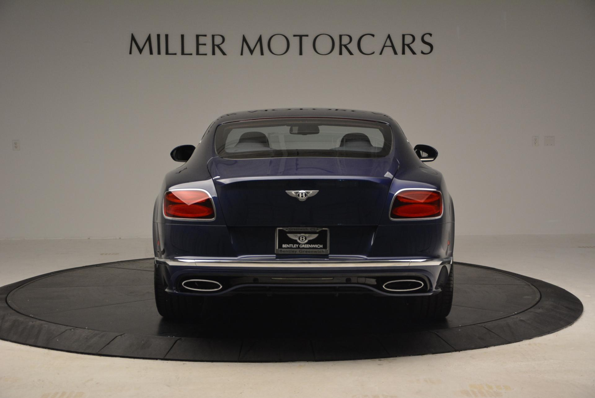 Used 2016 Bentley Continental GT Speed GT Speed For Sale In Greenwich, CT 26_p6