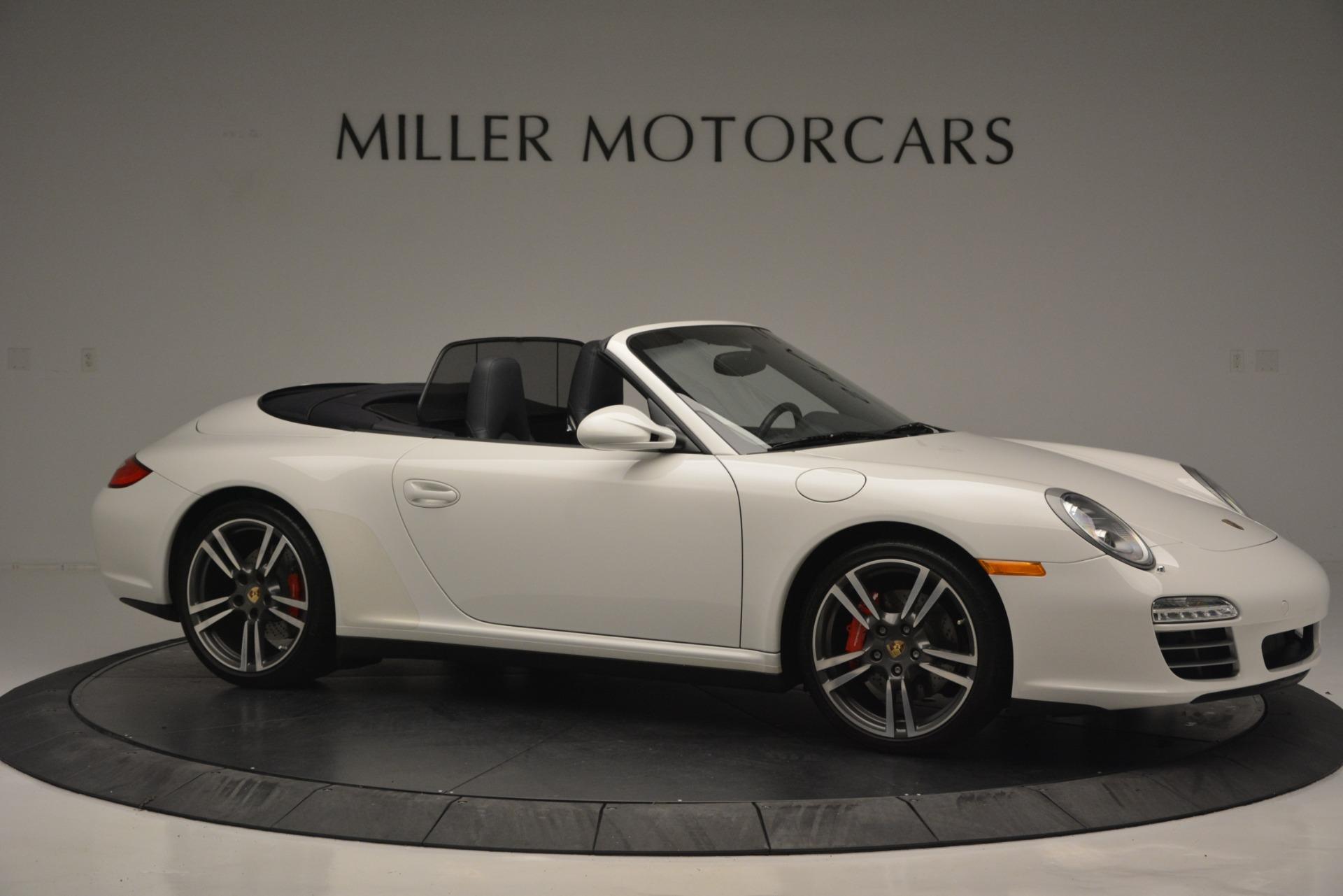 Used 2011 Porsche 911 Carrera 4S For Sale In Greenwich, CT 2600_p11