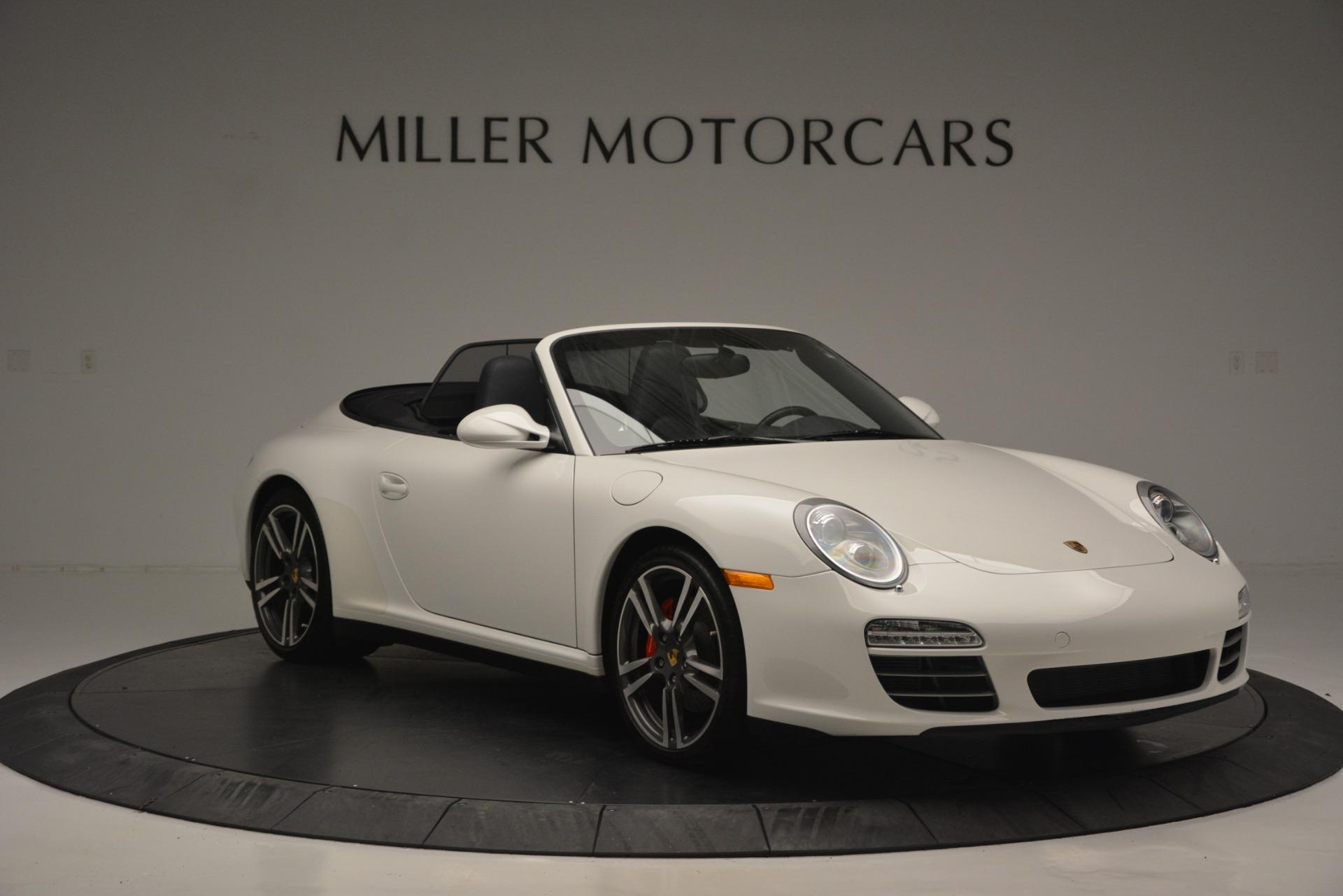 Used 2011 Porsche 911 Carrera 4S For Sale In Greenwich, CT 2600_p12