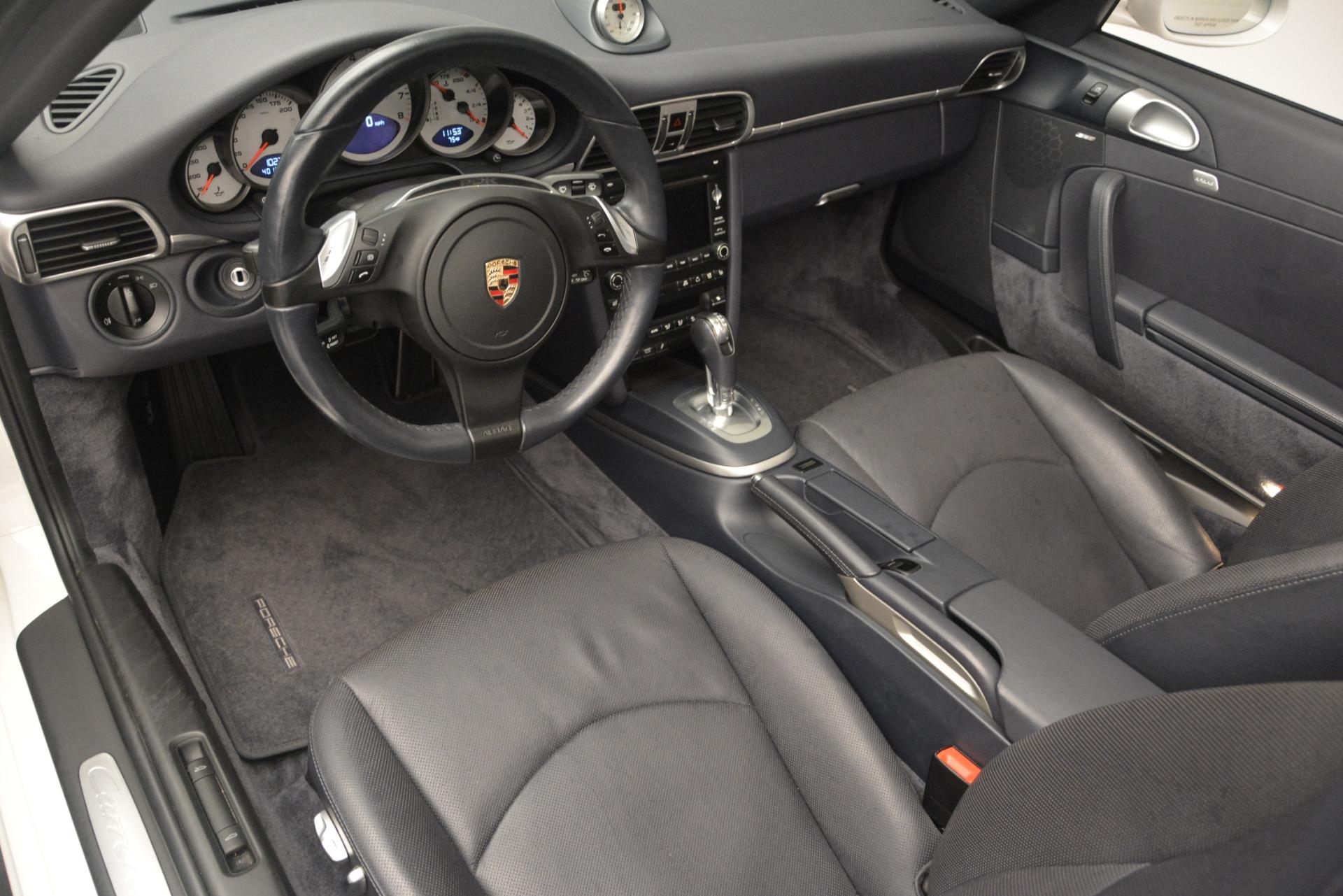 Used 2011 Porsche 911 Carrera 4S For Sale In Greenwich, CT 2600_p17