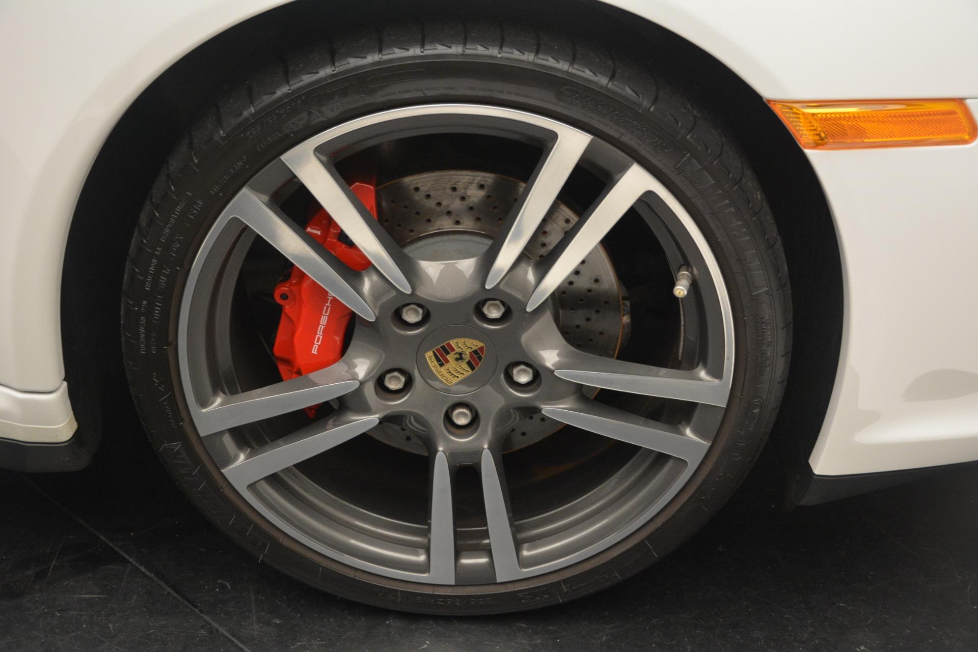 Used 2011 Porsche 911 Carrera 4S For Sale In Greenwich, CT 2600_p26