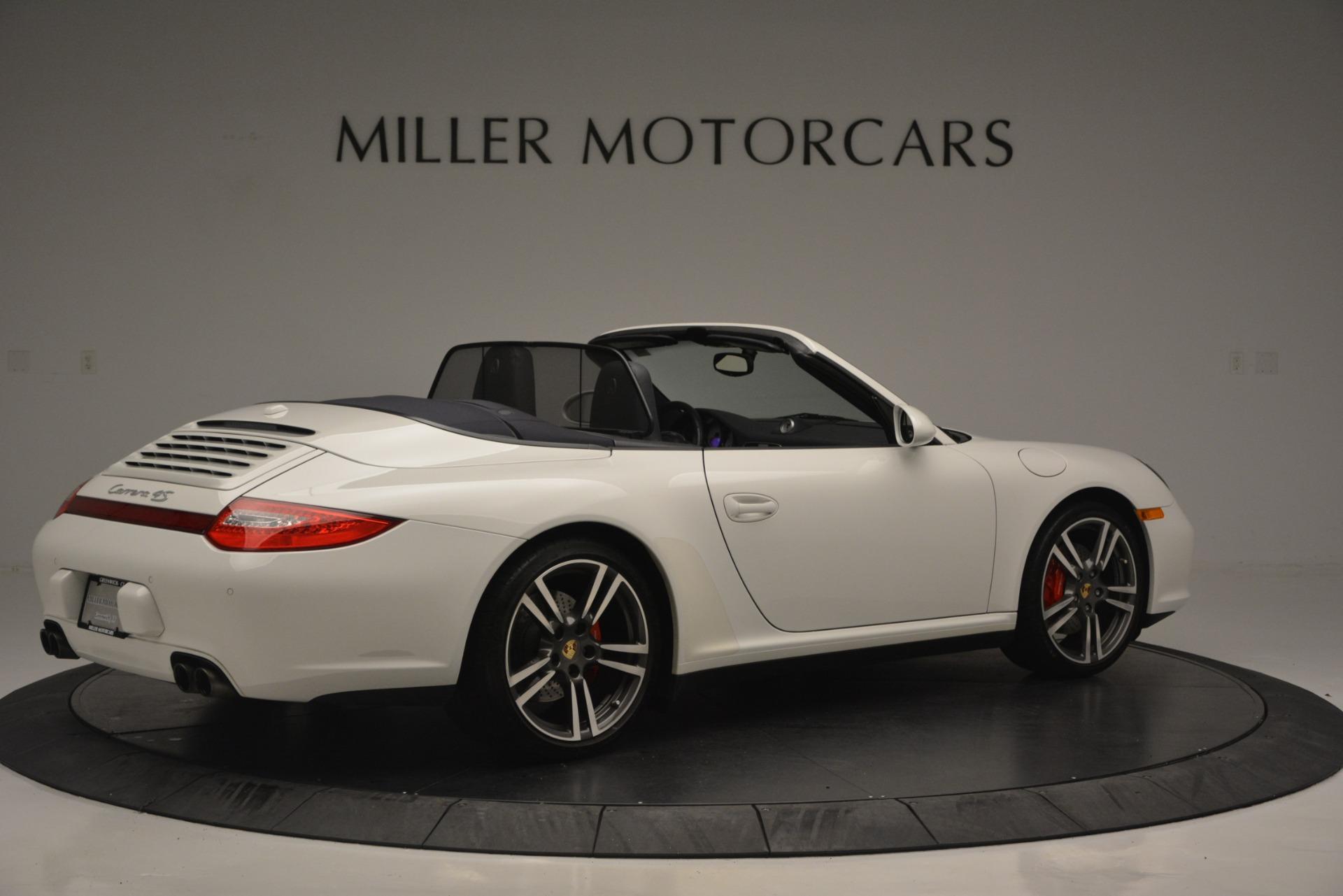 Used 2011 Porsche 911 Carrera 4S For Sale In Greenwich, CT 2600_p9