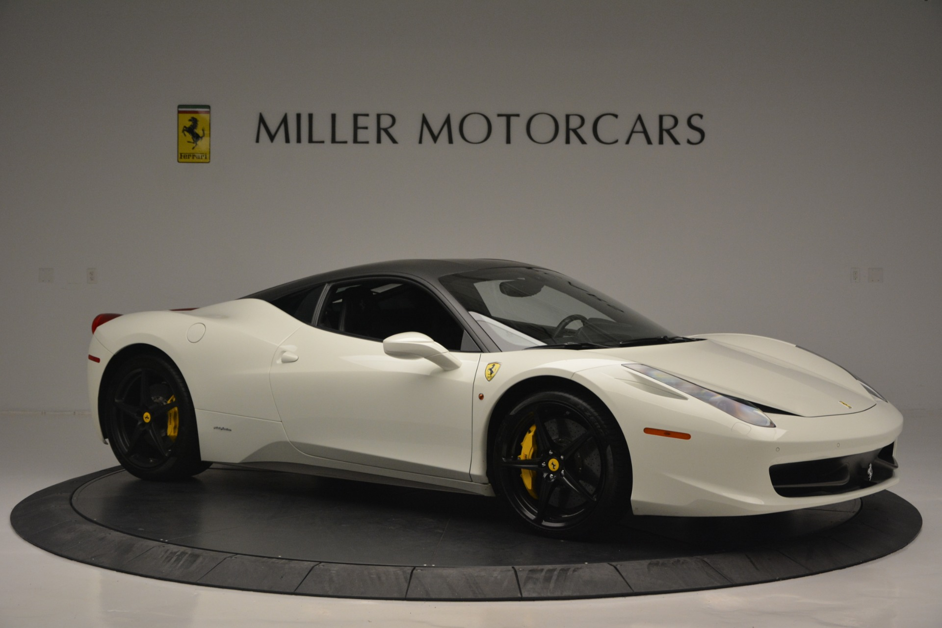 Used 2010 Ferrari 458 Italia  For Sale In Greenwich, CT 2602_p10
