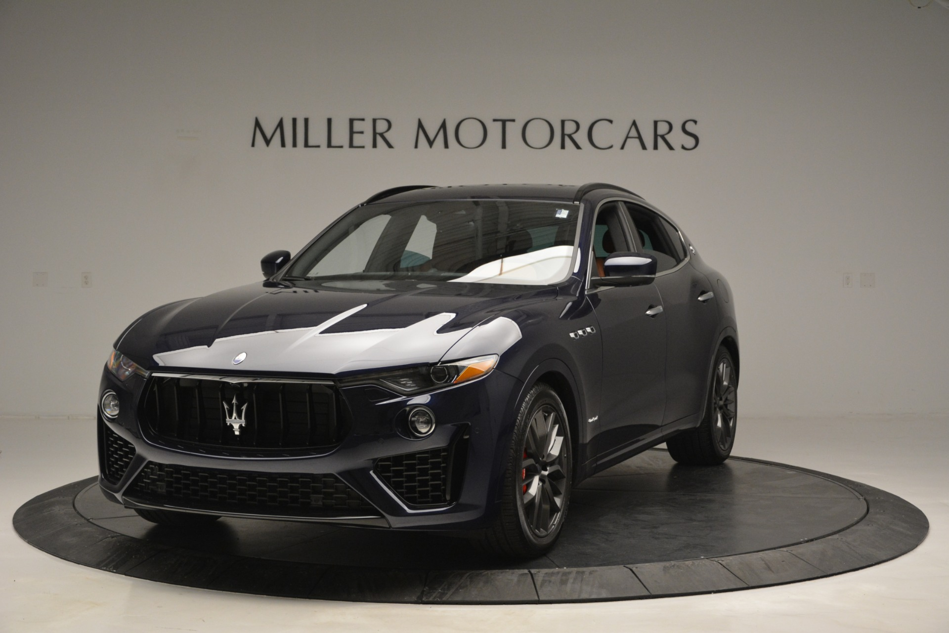 New 2019 Maserati Levante S Q4 GranSport For Sale In Greenwich, CT 2603_main