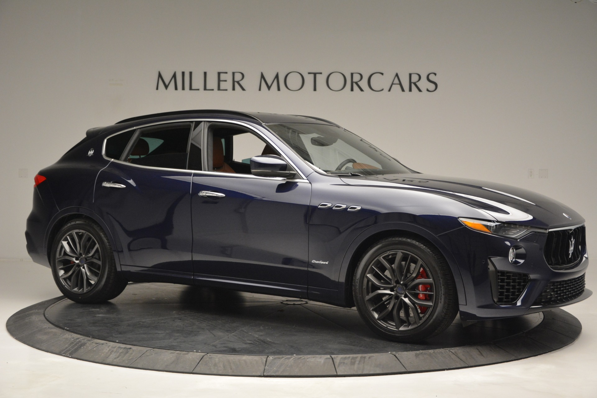 New 2019 Maserati Levante S Q4 GranSport For Sale In Greenwich, CT 2603_p10