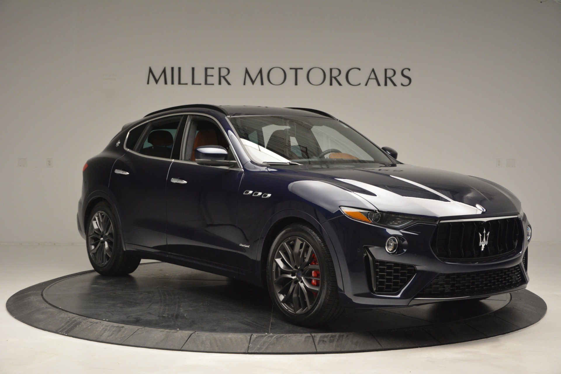 New 2019 Maserati Levante S Q4 GranSport For Sale In Greenwich, CT 2603_p11
