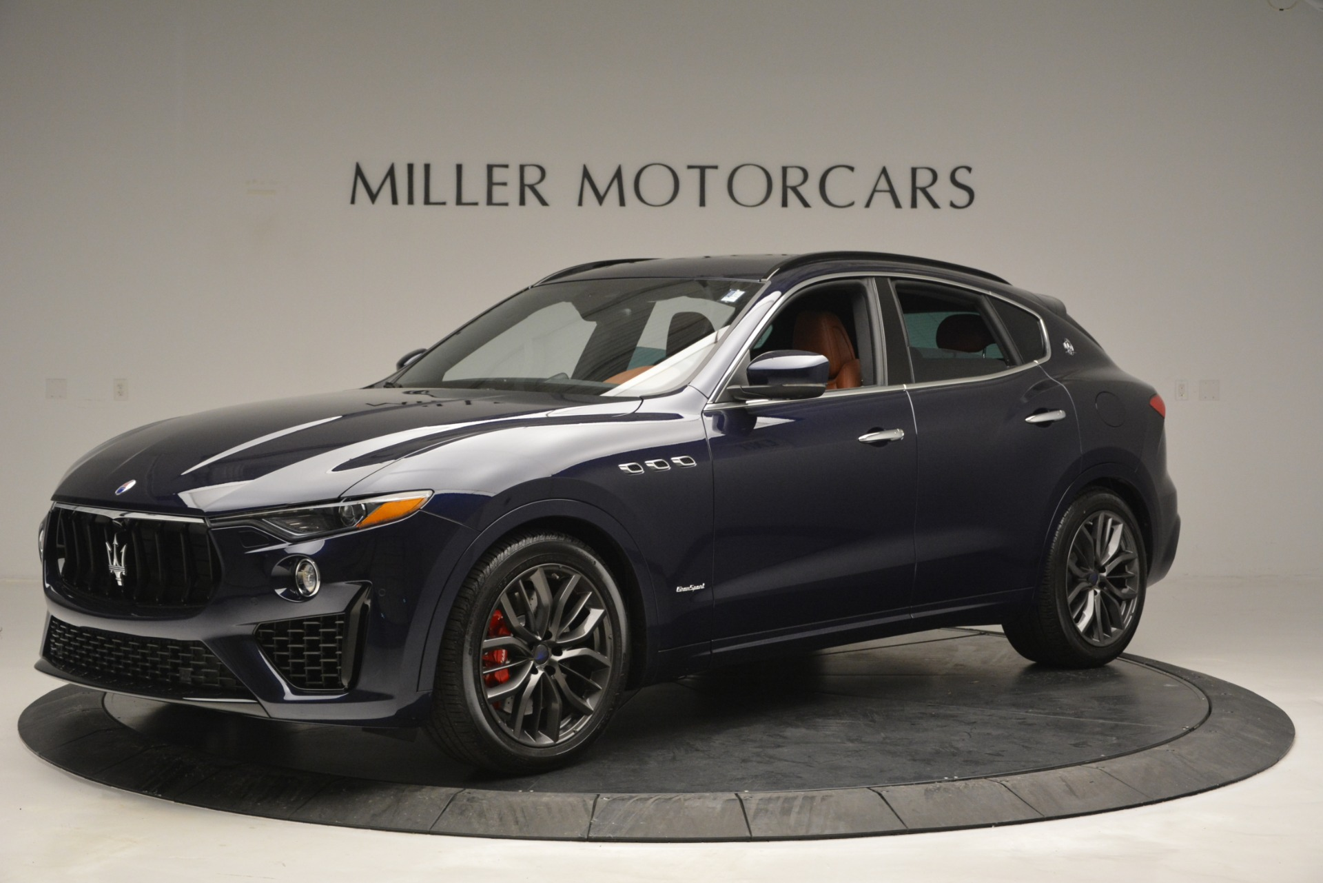 New 2019 Maserati Levante S Q4 GranSport For Sale In Greenwich, CT 2603_p2