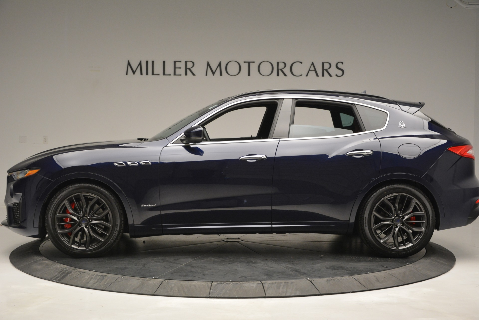 New 2019 Maserati Levante S Q4 GranSport For Sale In Greenwich, CT 2603_p3