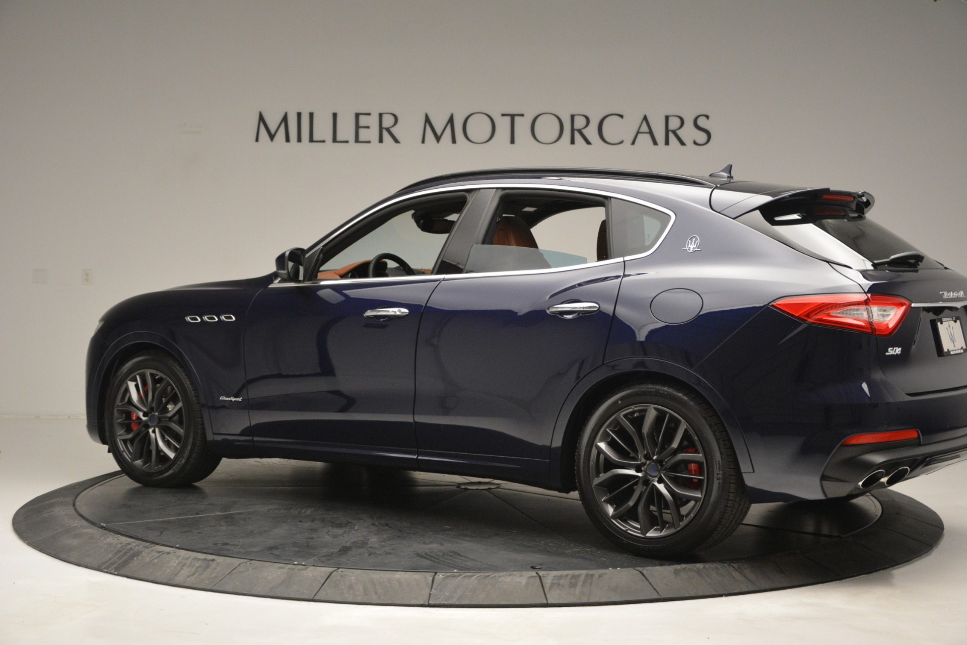 New 2019 Maserati Levante S Q4 GranSport For Sale In Greenwich, CT 2603_p4