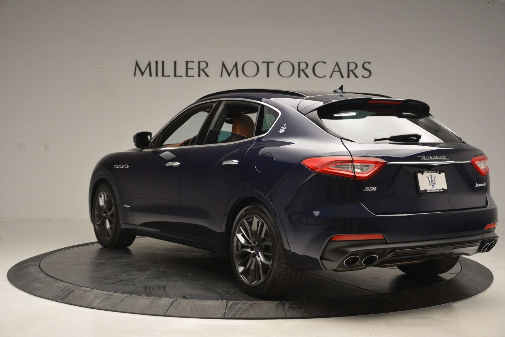 New 2019 Maserati Levante S Q4 GranSport For Sale In Greenwich, CT 2603_p5
