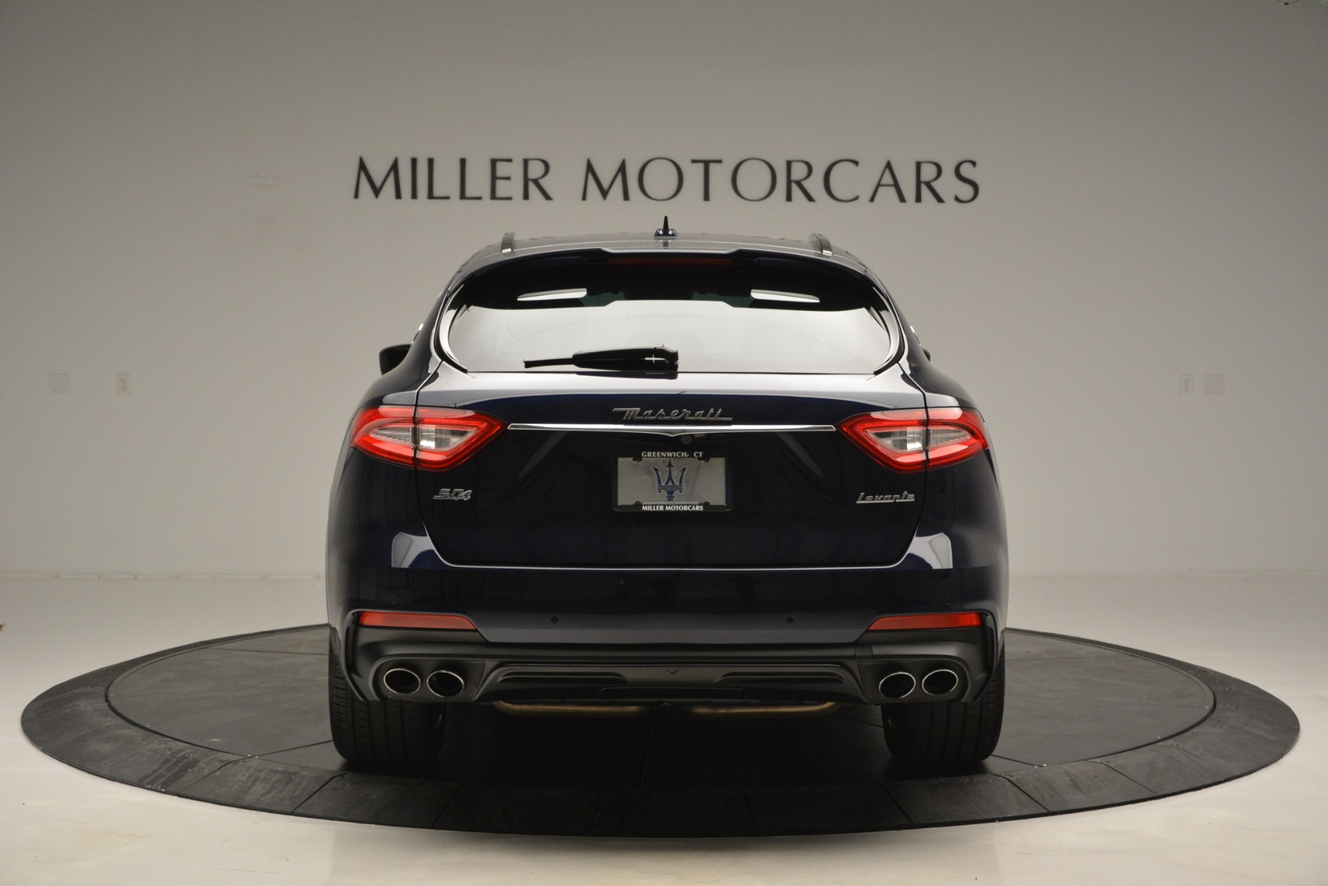 New 2019 Maserati Levante S Q4 GranSport For Sale In Greenwich, CT 2603_p6