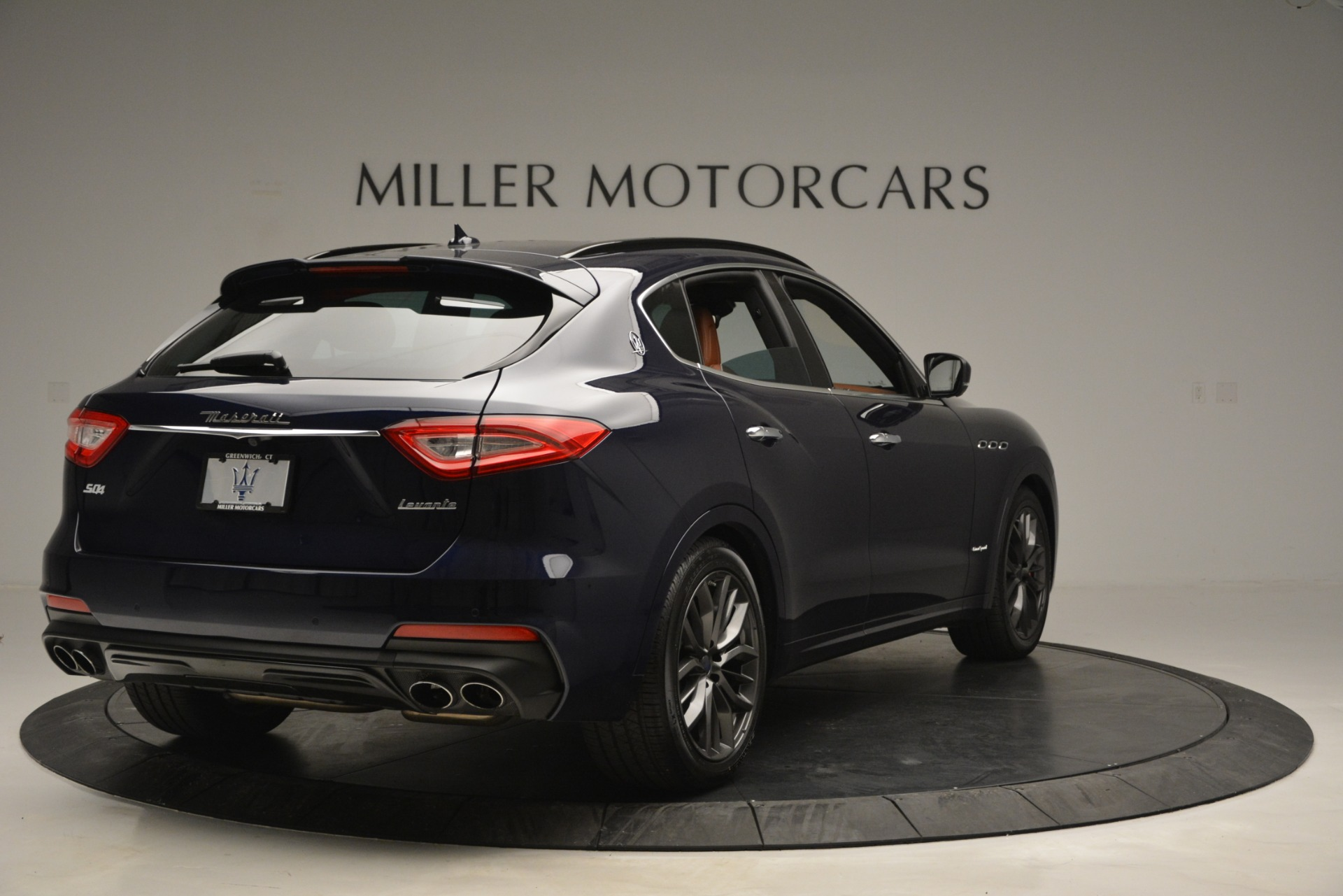 New 2019 Maserati Levante S Q4 GranSport For Sale In Greenwich, CT 2603_p7