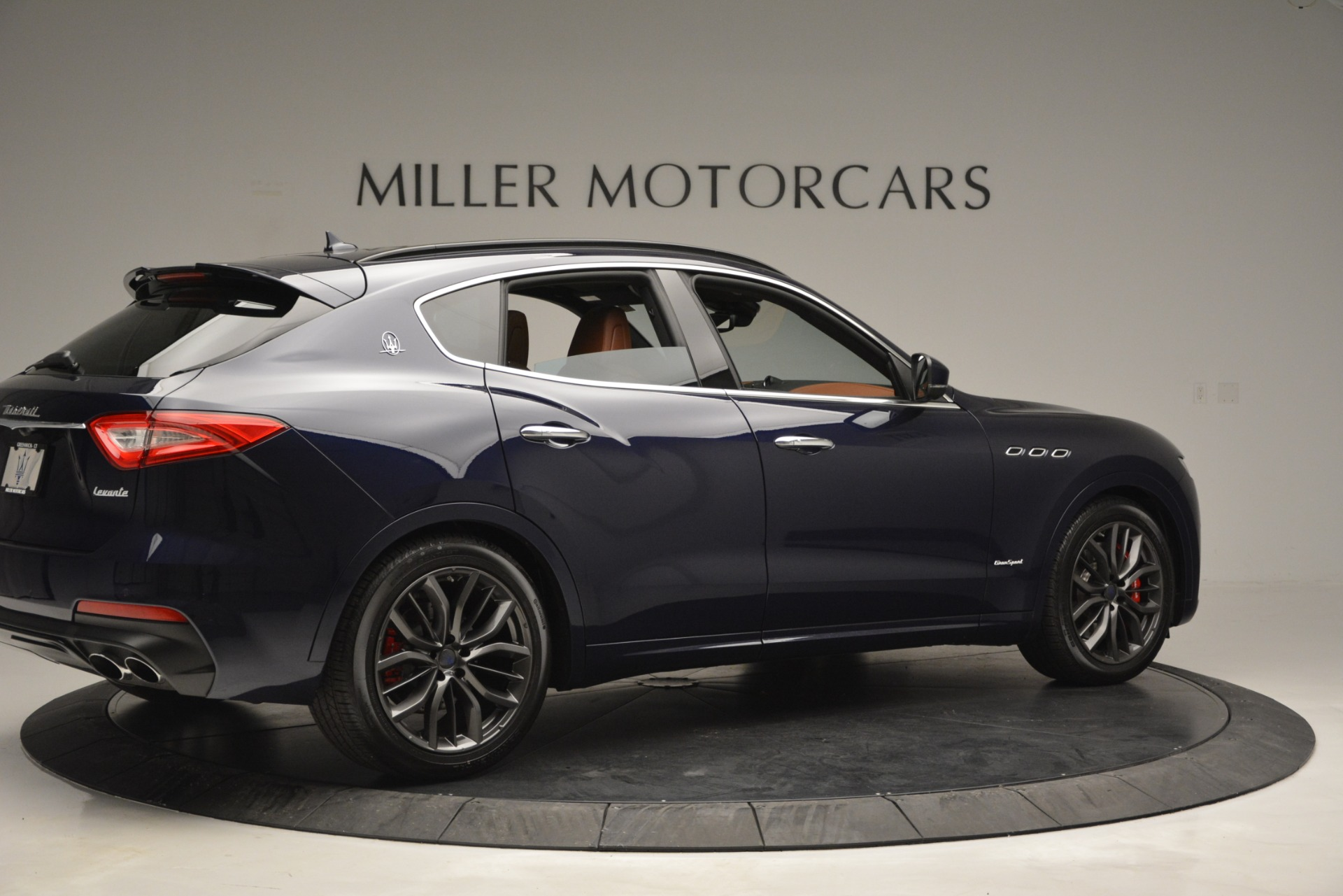 New 2019 Maserati Levante S Q4 GranSport For Sale In Greenwich, CT 2603_p8