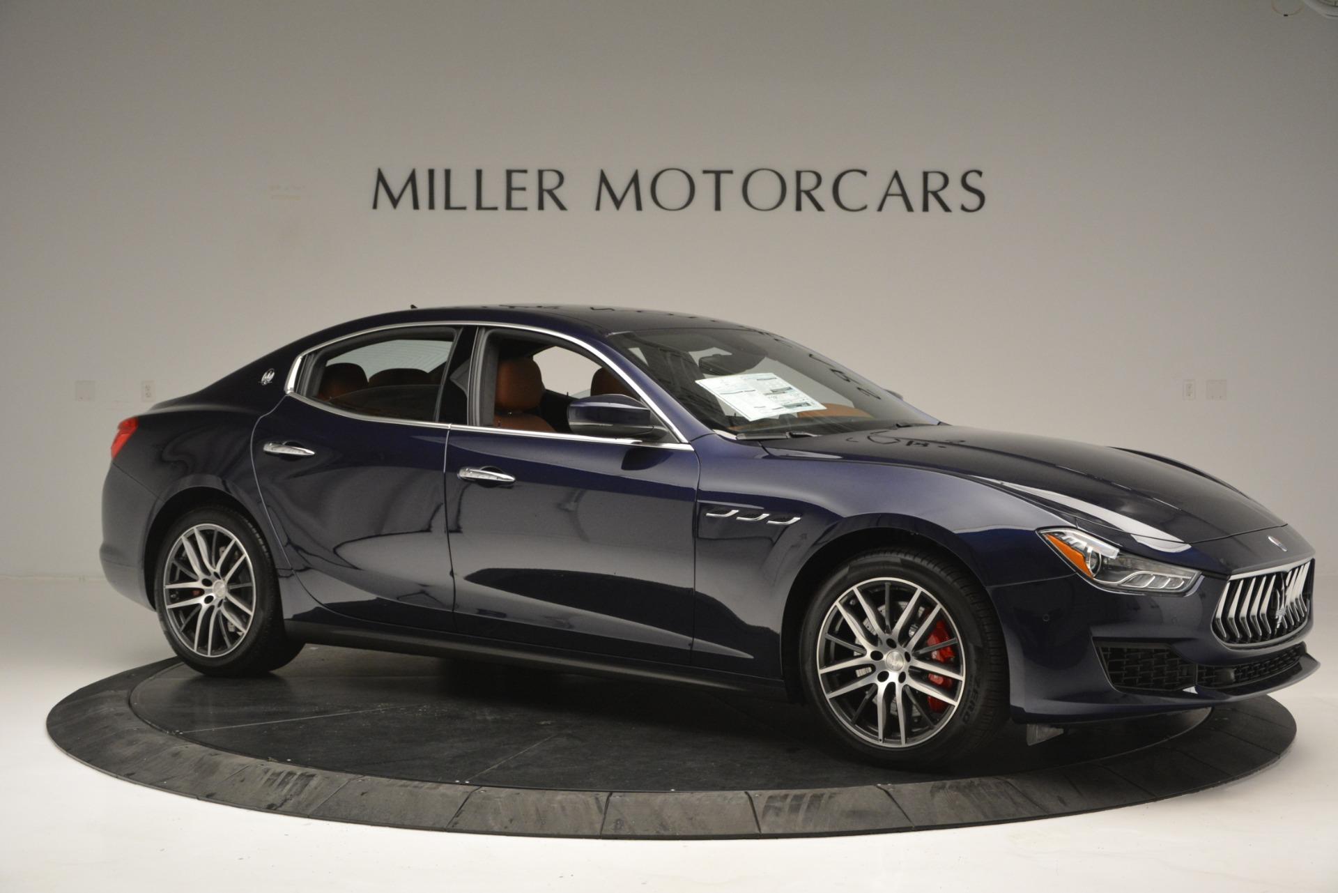New 2019 Maserati Ghibli S Q4 For Sale In Greenwich, CT 2604_p10