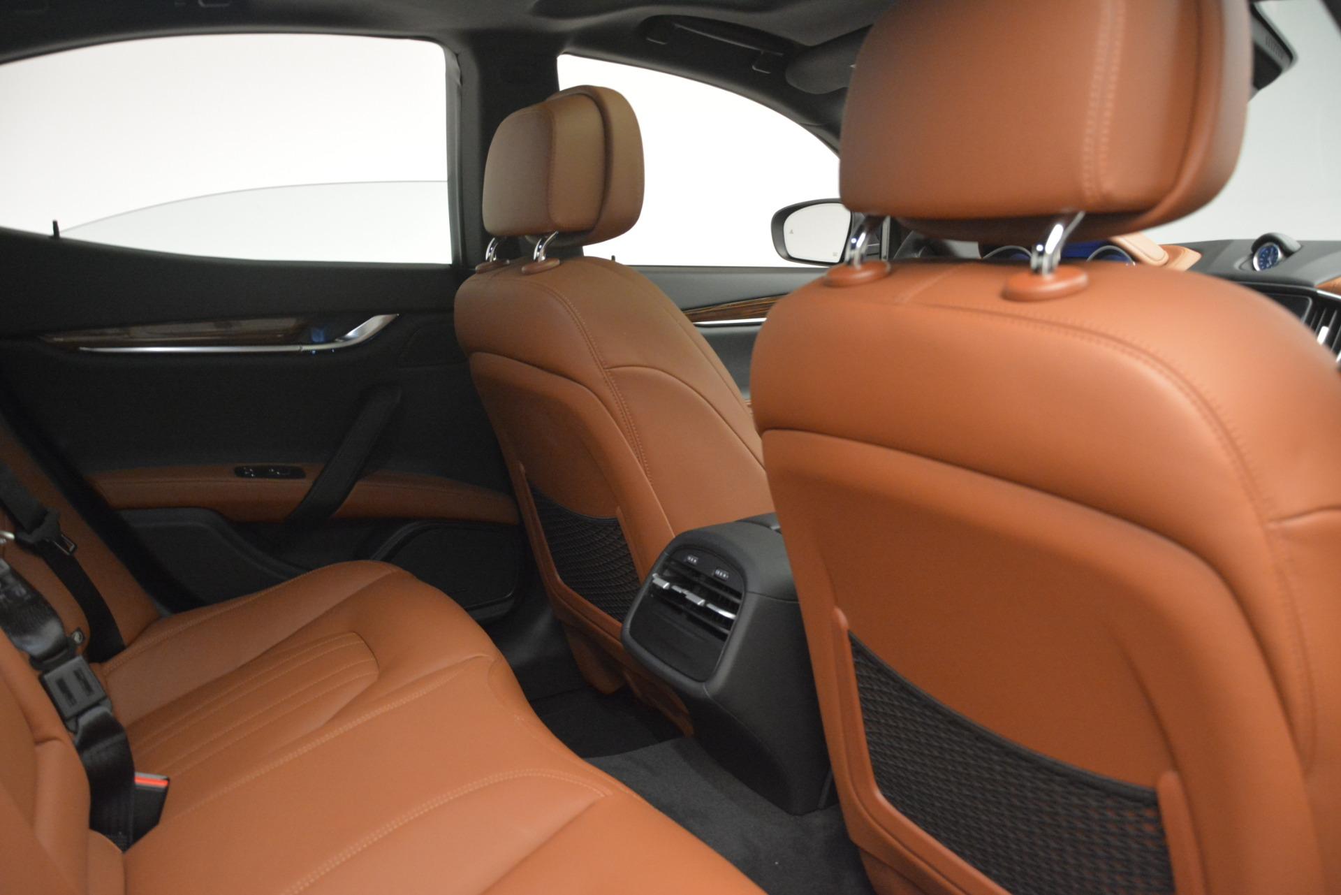 New 2019 Maserati Ghibli S Q4 For Sale In Greenwich, CT 2604_p22