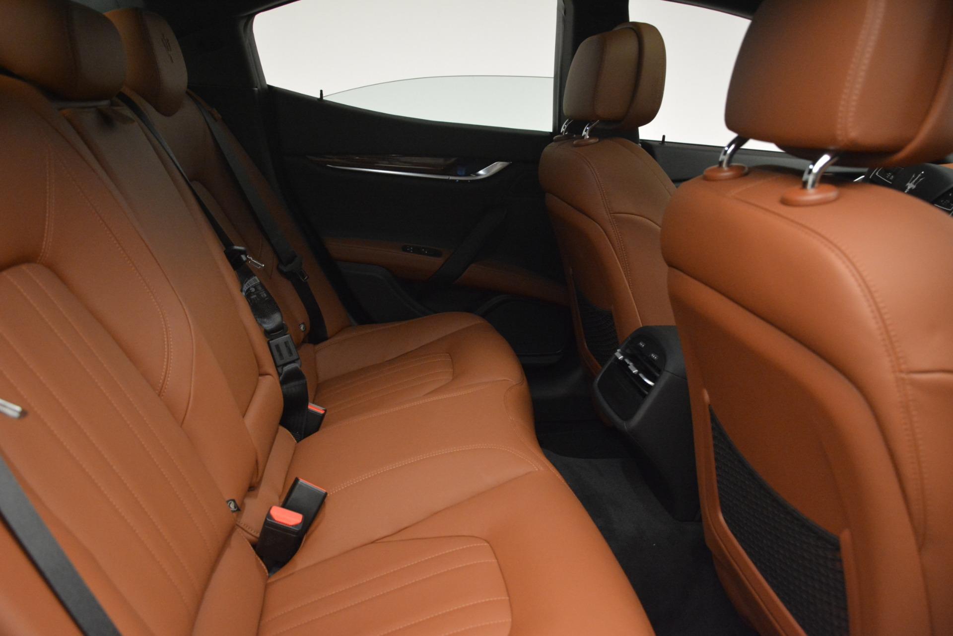 New 2019 Maserati Ghibli S Q4 For Sale In Greenwich, CT 2604_p23