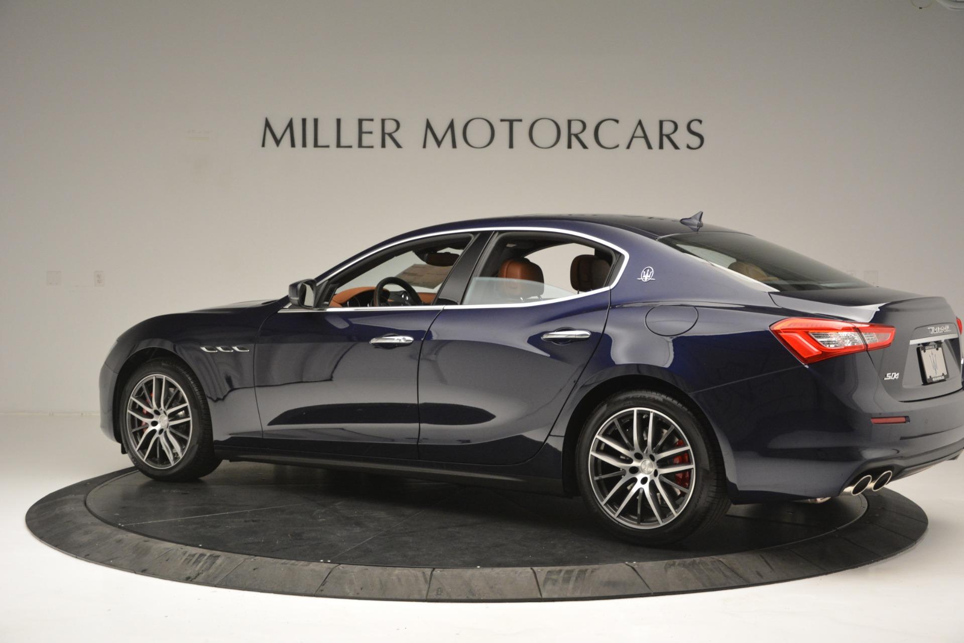 New 2019 Maserati Ghibli S Q4 For Sale In Greenwich, CT 2604_p4