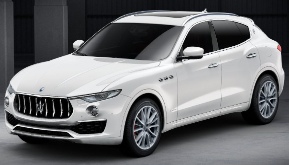 New 2019 Maserati Levante Q4 GranLusso For Sale In Greenwich, CT