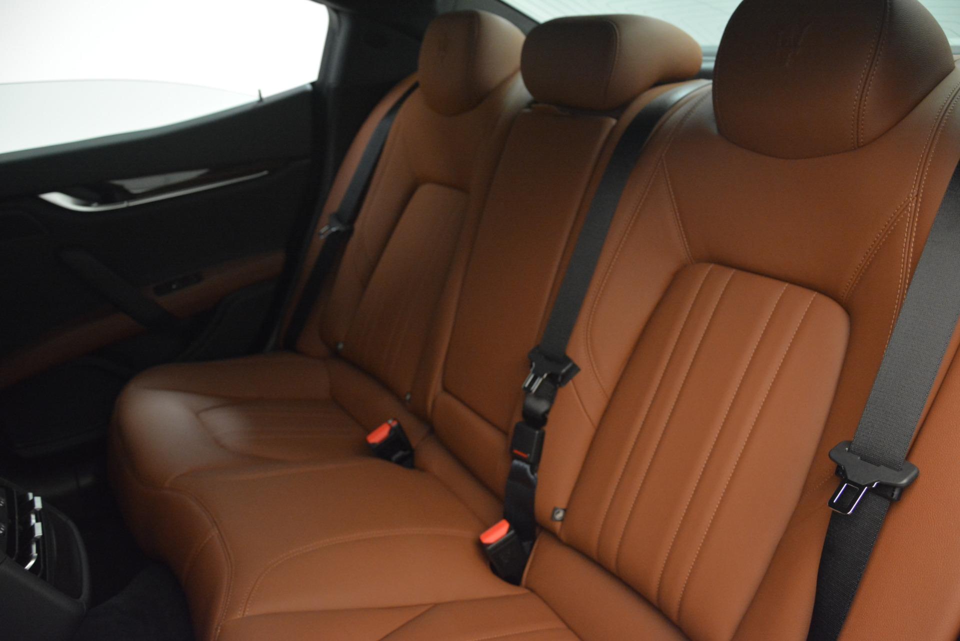 New 2019 Maserati Ghibli S Q4 For Sale In Greenwich, CT 2606_p23