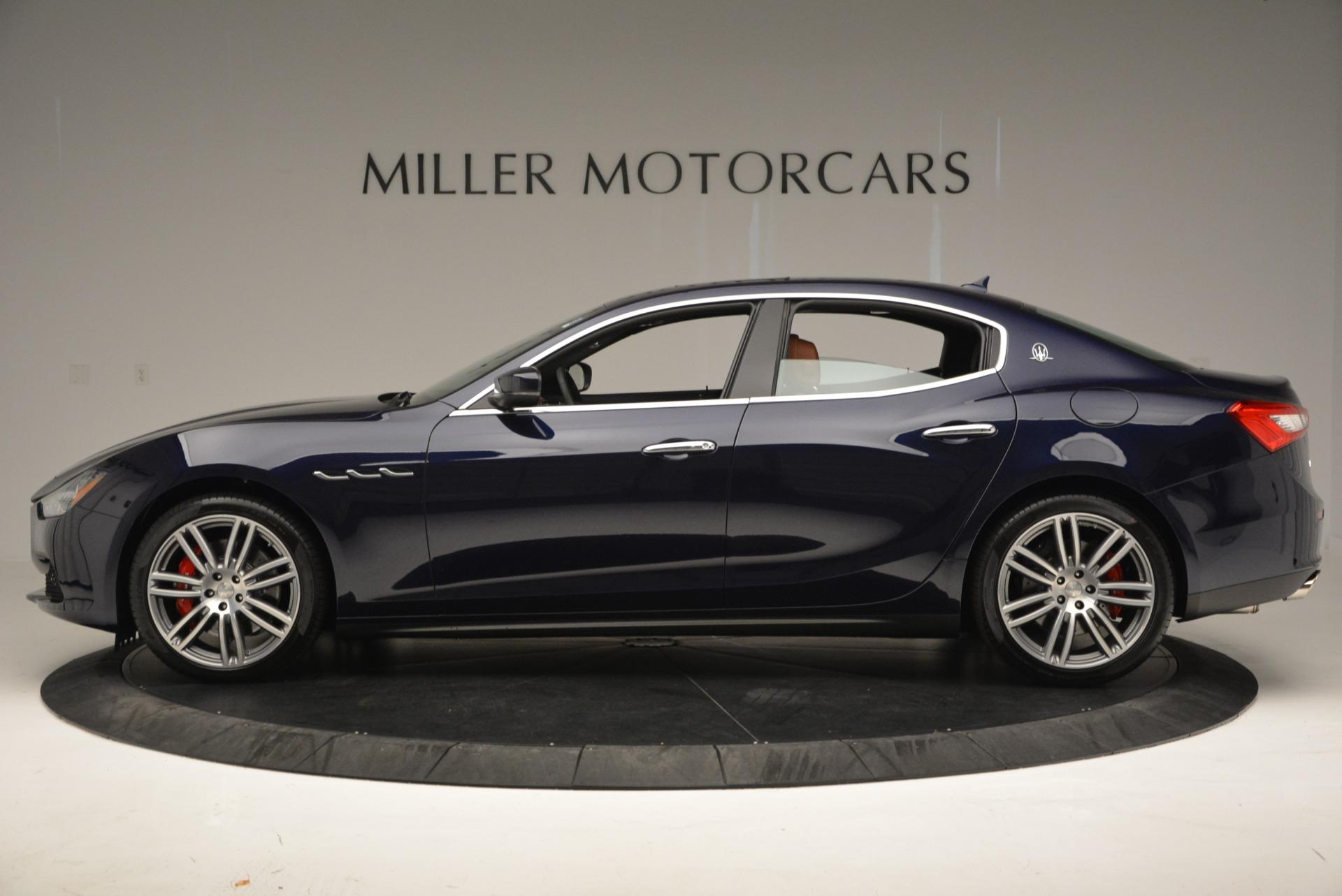 New 2019 Maserati Ghibli S Q4 For Sale In Greenwich, CT 2606_p3