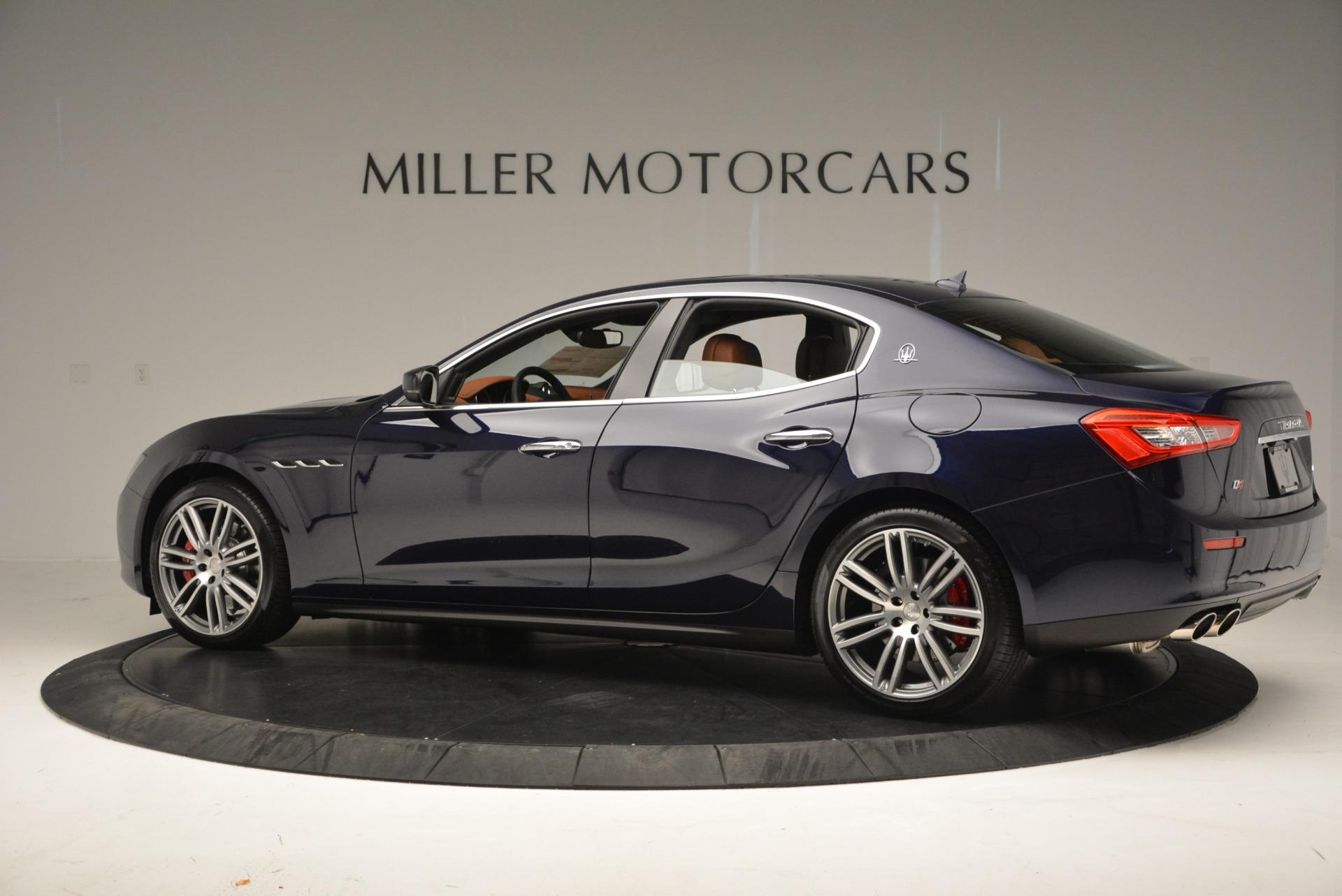 New 2019 Maserati Ghibli S Q4 For Sale In Greenwich, CT 2606_p4