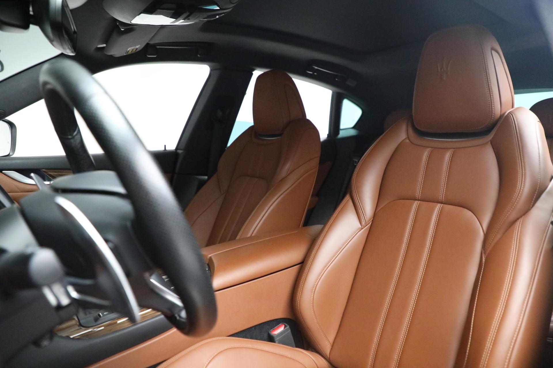 New 2019 Maserati Levante S Q4 GranSport For Sale In Greenwich, CT 2607_p13