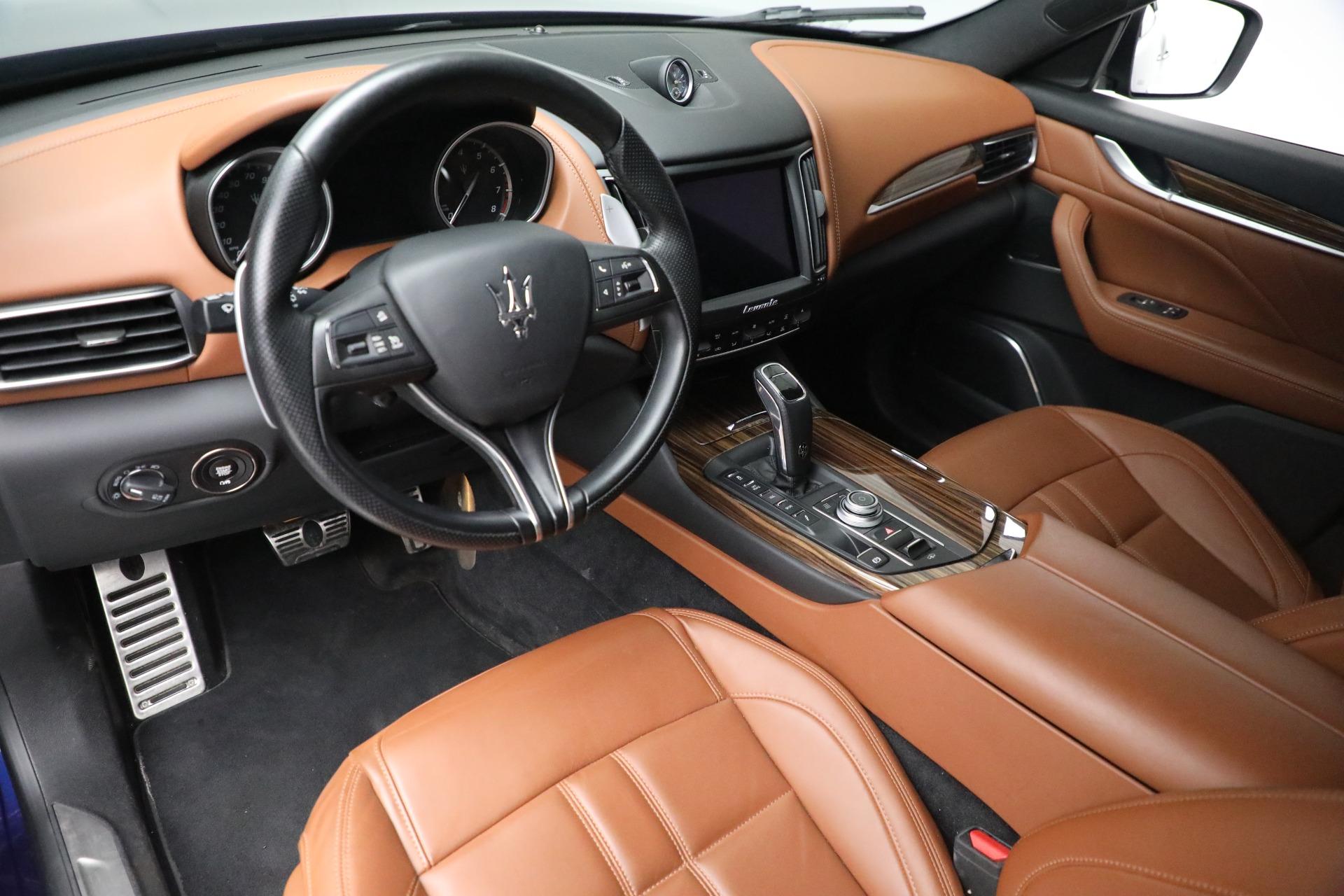New 2019 Maserati Levante S Q4 GranSport For Sale In Greenwich, CT 2607_p15