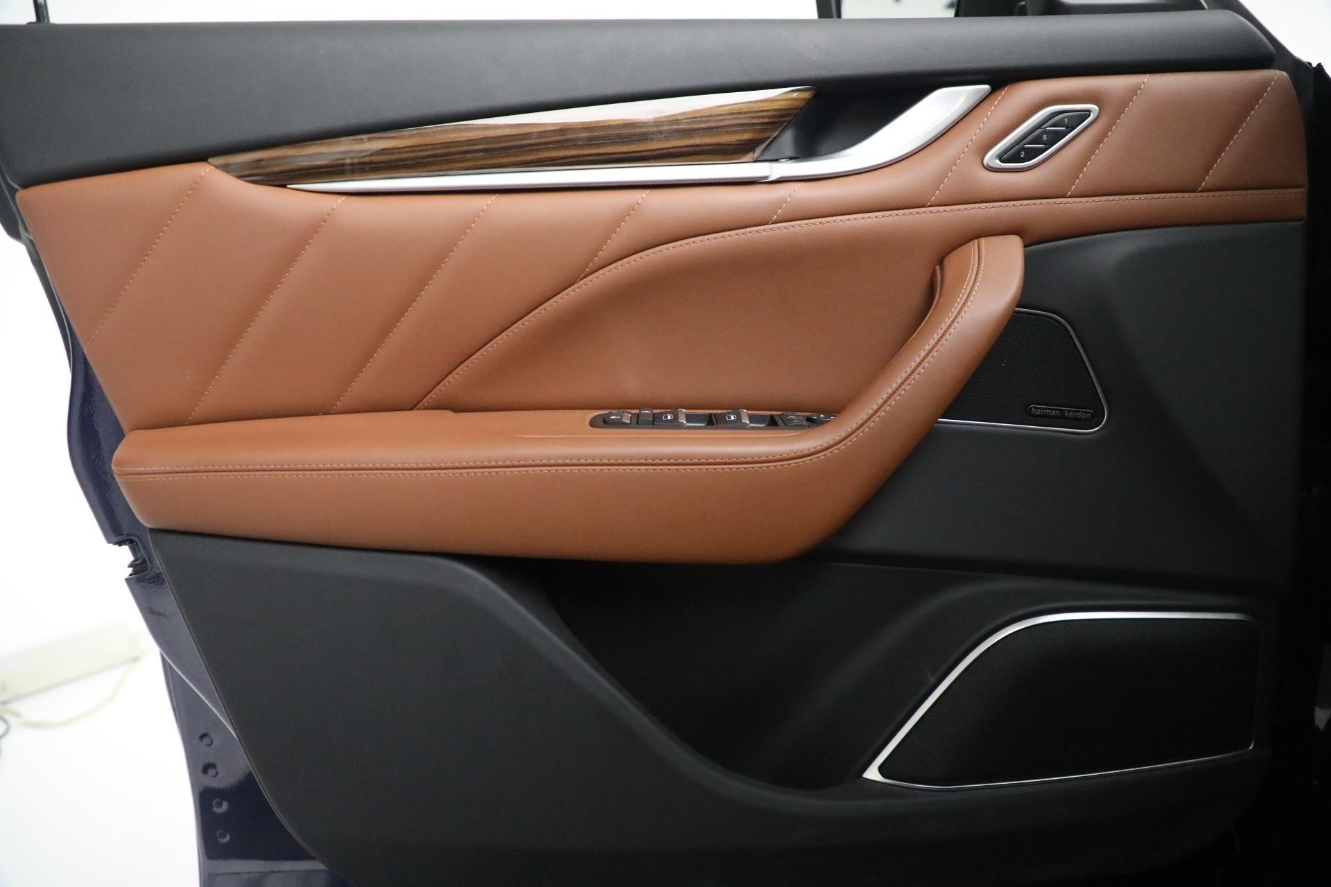 New 2019 Maserati Levante S Q4 GranSport For Sale In Greenwich, CT 2607_p16