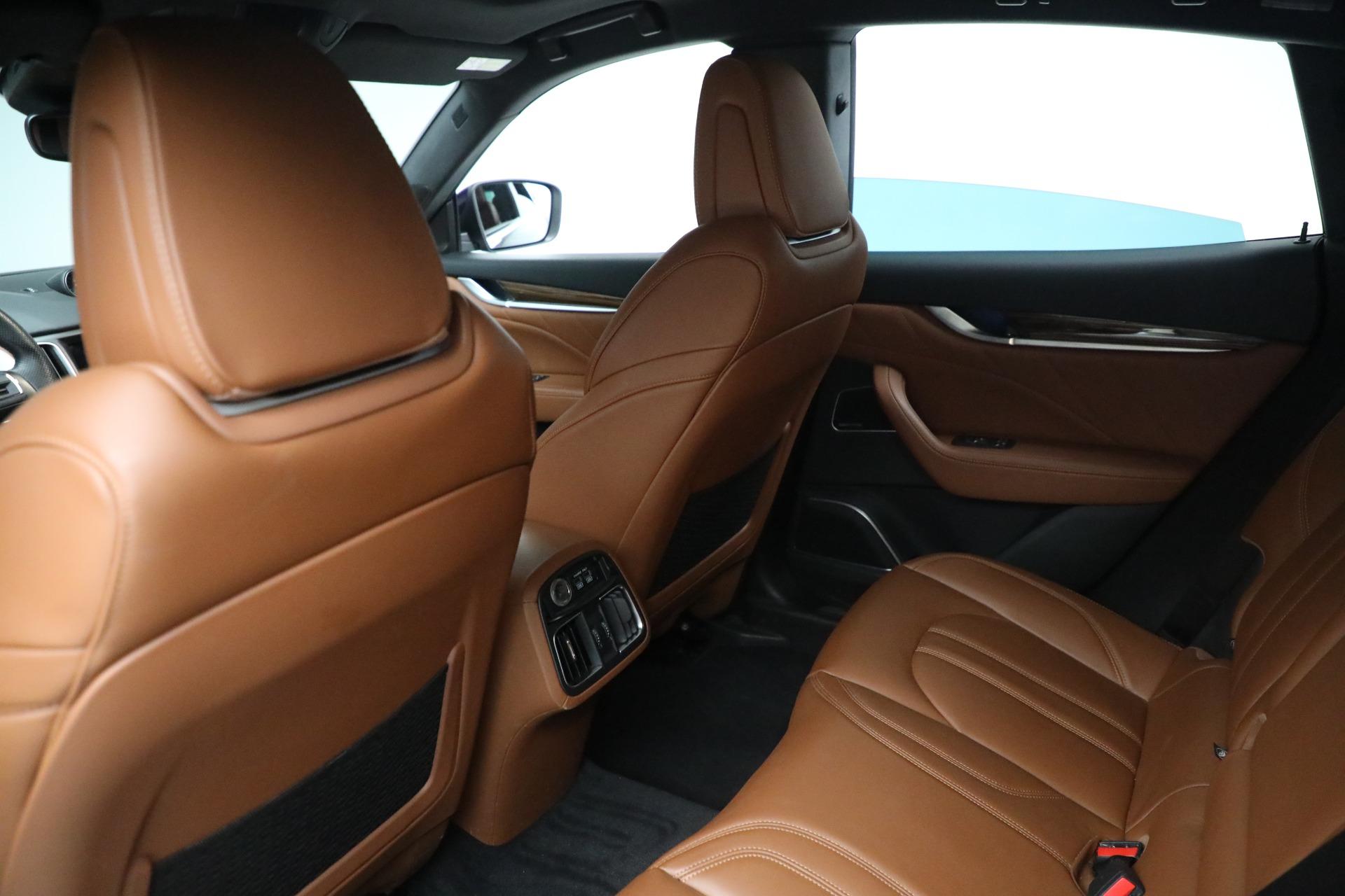 New 2019 Maserati Levante S Q4 GranSport For Sale In Greenwich, CT 2607_p17