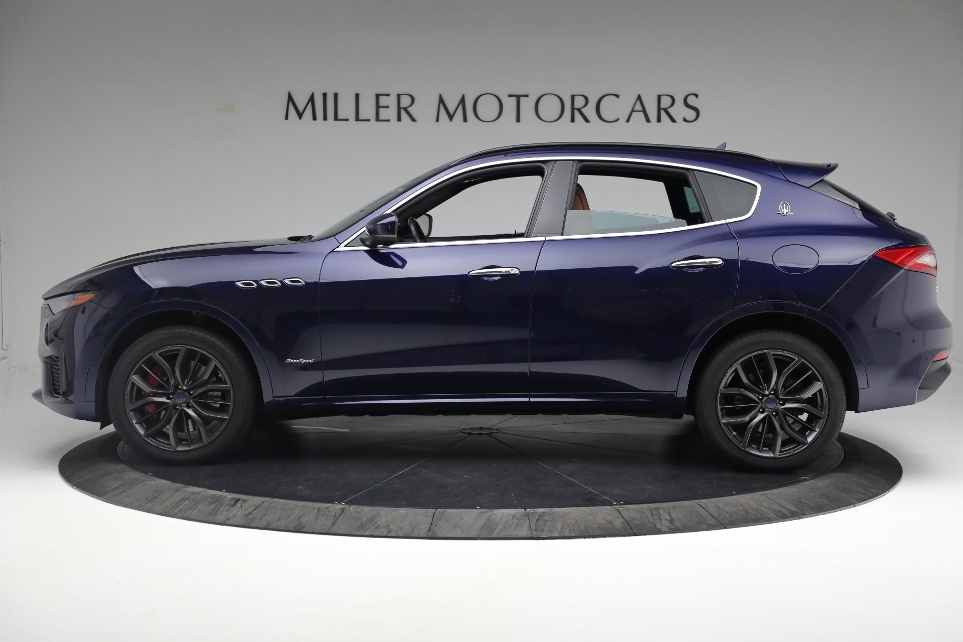 New 2019 Maserati Levante S Q4 GranSport For Sale In Greenwich, CT 2607_p3