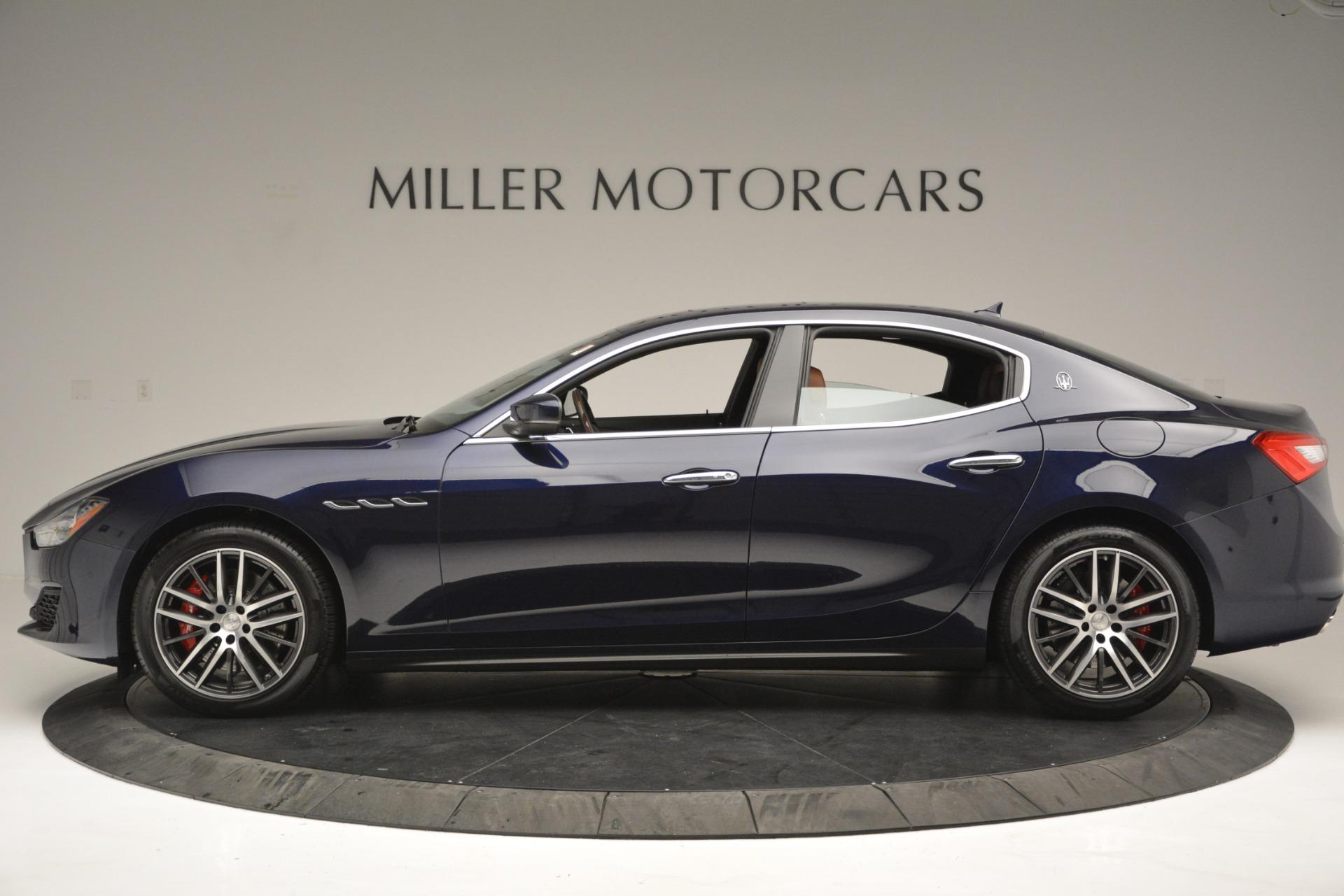 New 2019 Maserati Ghibli S Q4 For Sale In Greenwich, CT 2612_p3