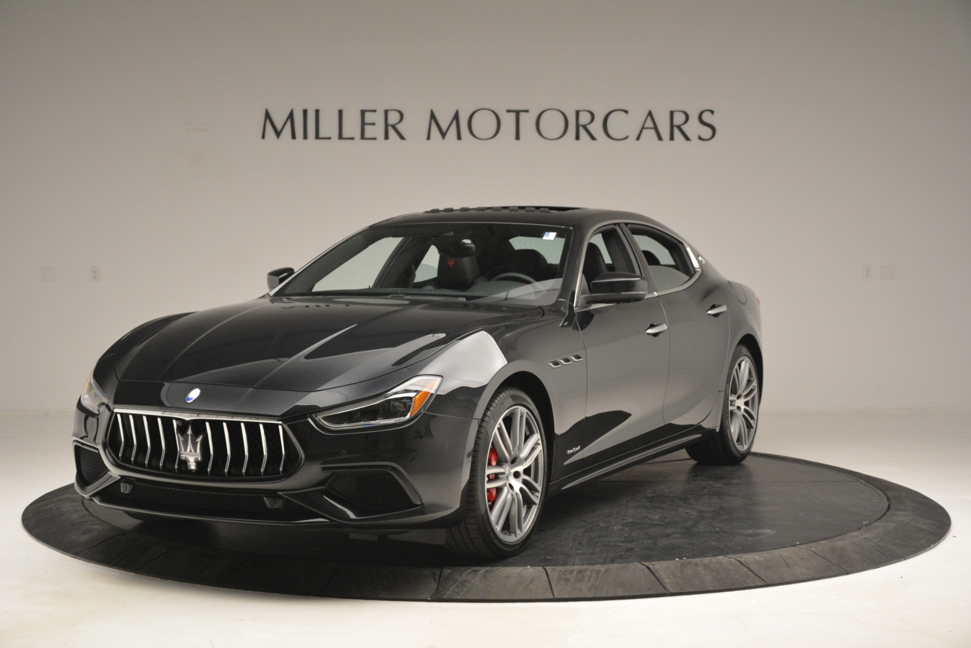 New 2019 Maserati Ghibli S Q4 GranSport For Sale In Greenwich, CT 2614_main