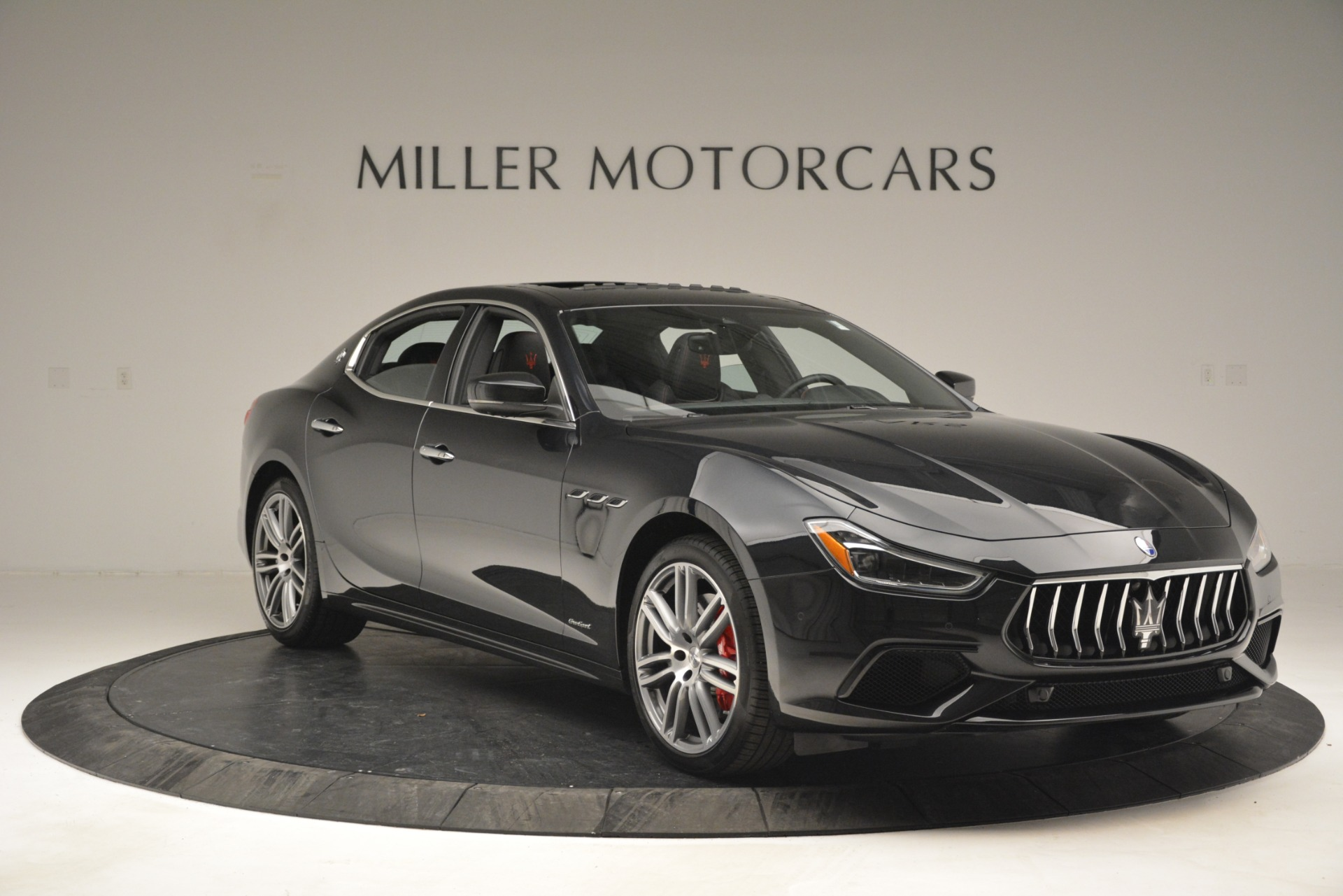 New 2019 Maserati Ghibli S Q4 GranSport For Sale In Greenwich, CT 2614_p12