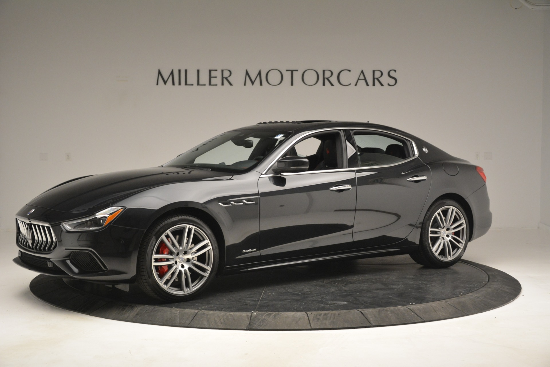 New 2019 Maserati Ghibli S Q4 GranSport For Sale In Greenwich, CT 2614_p2