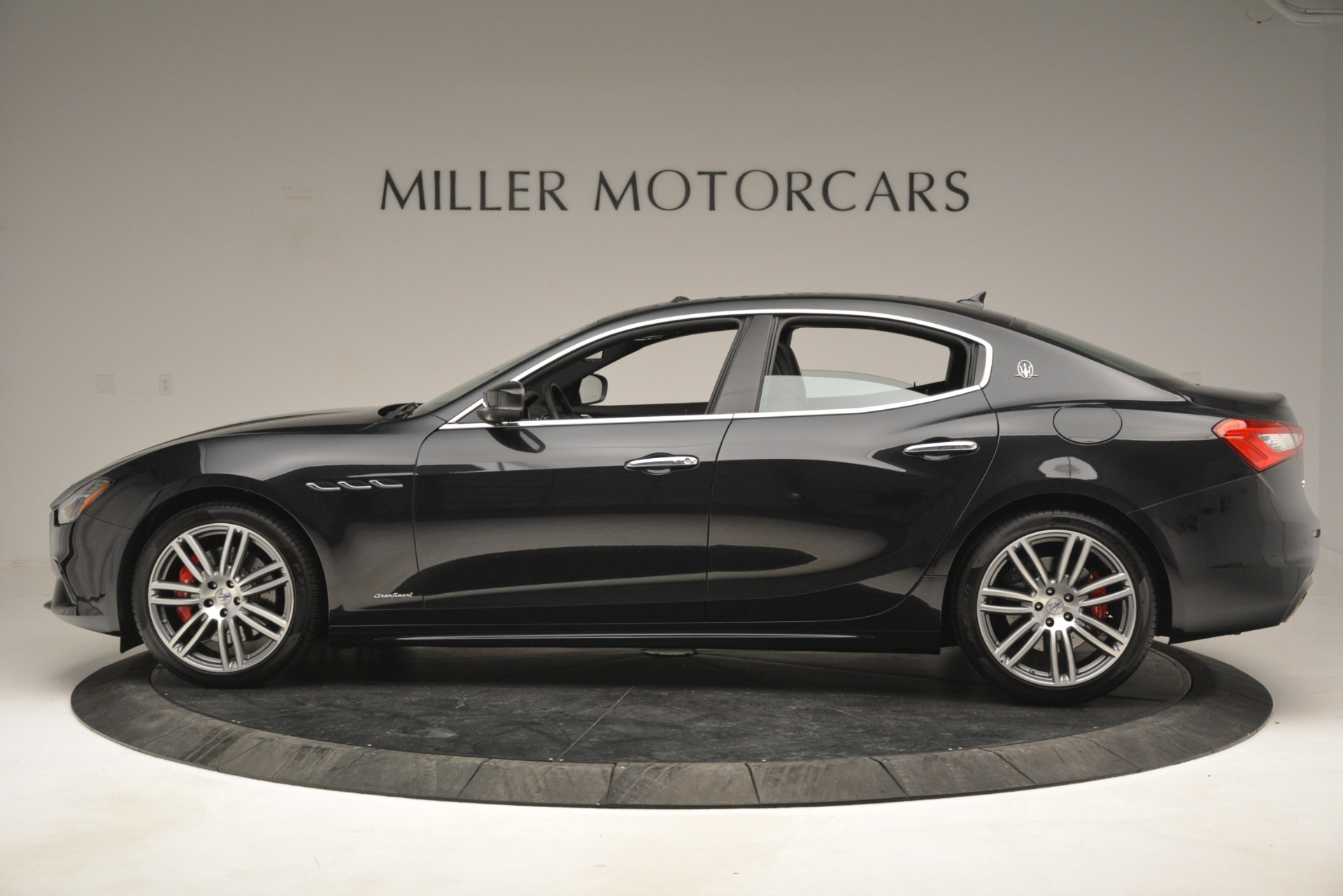New 2019 Maserati Ghibli S Q4 GranSport For Sale In Greenwich, CT 2614_p4