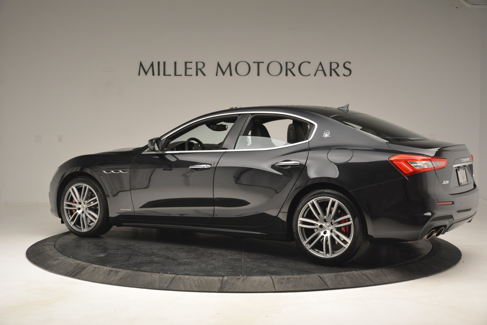 New 2019 Maserati Ghibli S Q4 GranSport For Sale In Greenwich, CT 2614_p5