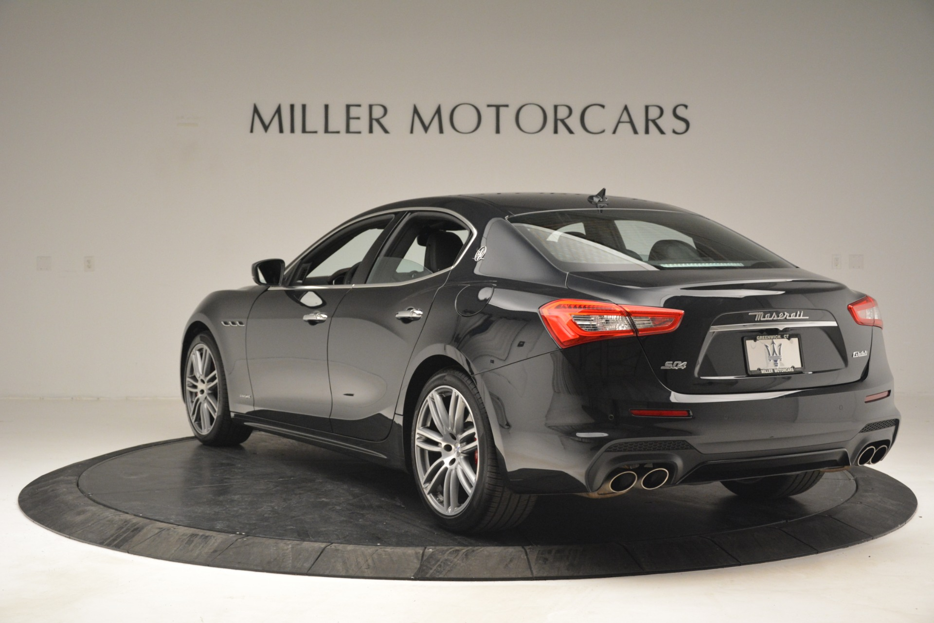 New 2019 Maserati Ghibli S Q4 GranSport For Sale In Greenwich, CT 2614_p6