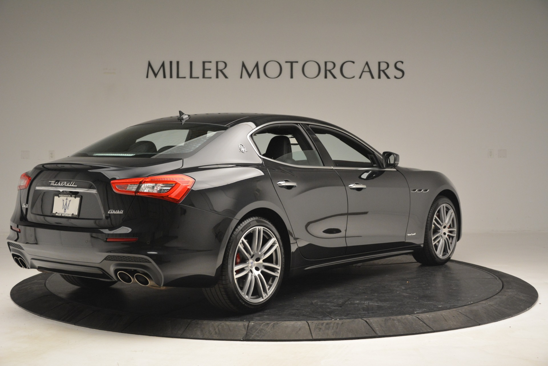 New 2019 Maserati Ghibli S Q4 GranSport For Sale In Greenwich, CT 2614_p8