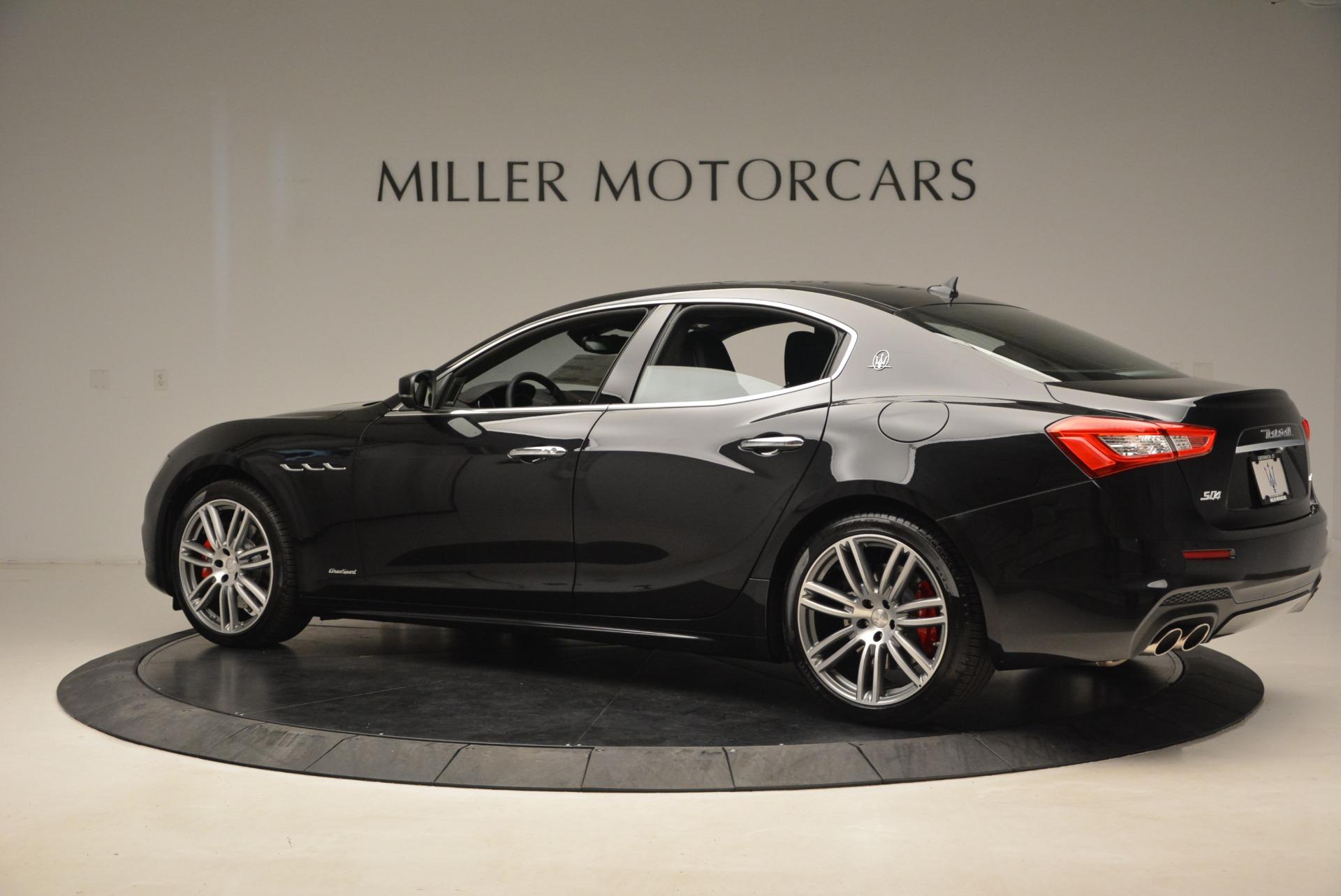 New 2019 Maserati Ghibli S Q4 GranSport For Sale In Greenwich, CT 2615_p4