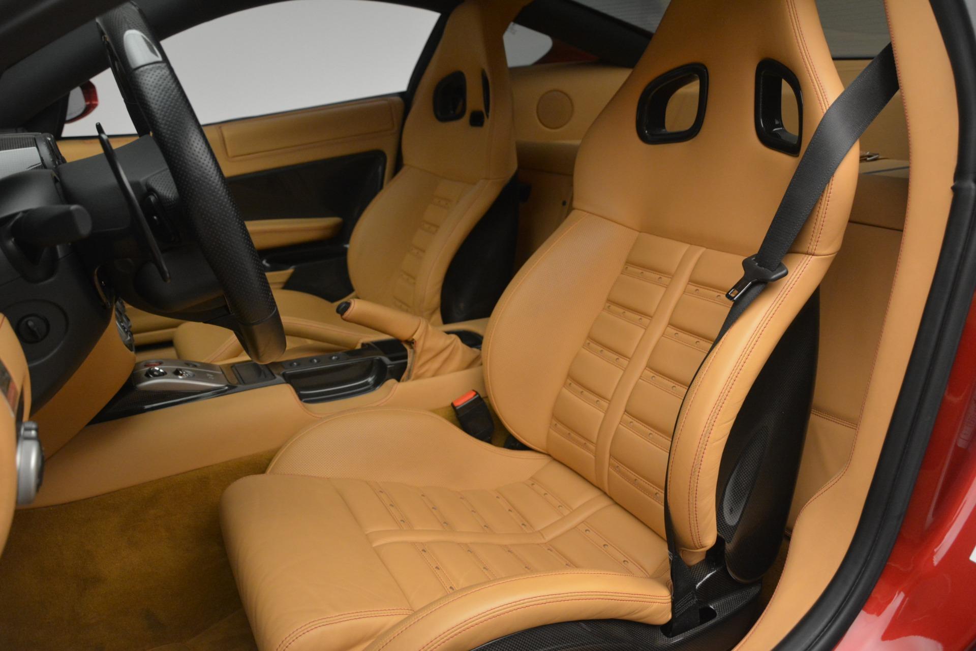 Used 2009 Ferrari 599 GTB Fiorano  For Sale In Greenwich, CT 2617_p15
