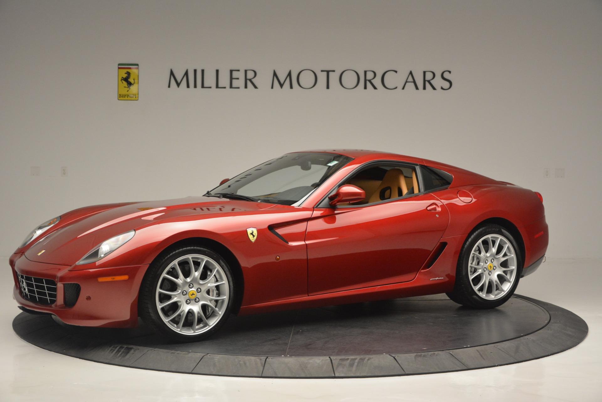Used 2009 Ferrari 599 GTB Fiorano  For Sale In Greenwich, CT 2617_p2
