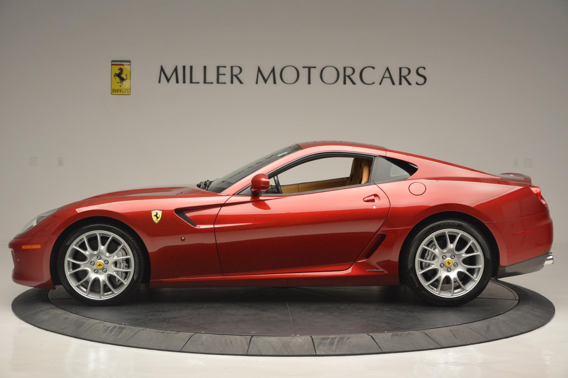 Used 2009 Ferrari 599 GTB Fiorano  For Sale In Greenwich, CT 2617_p3