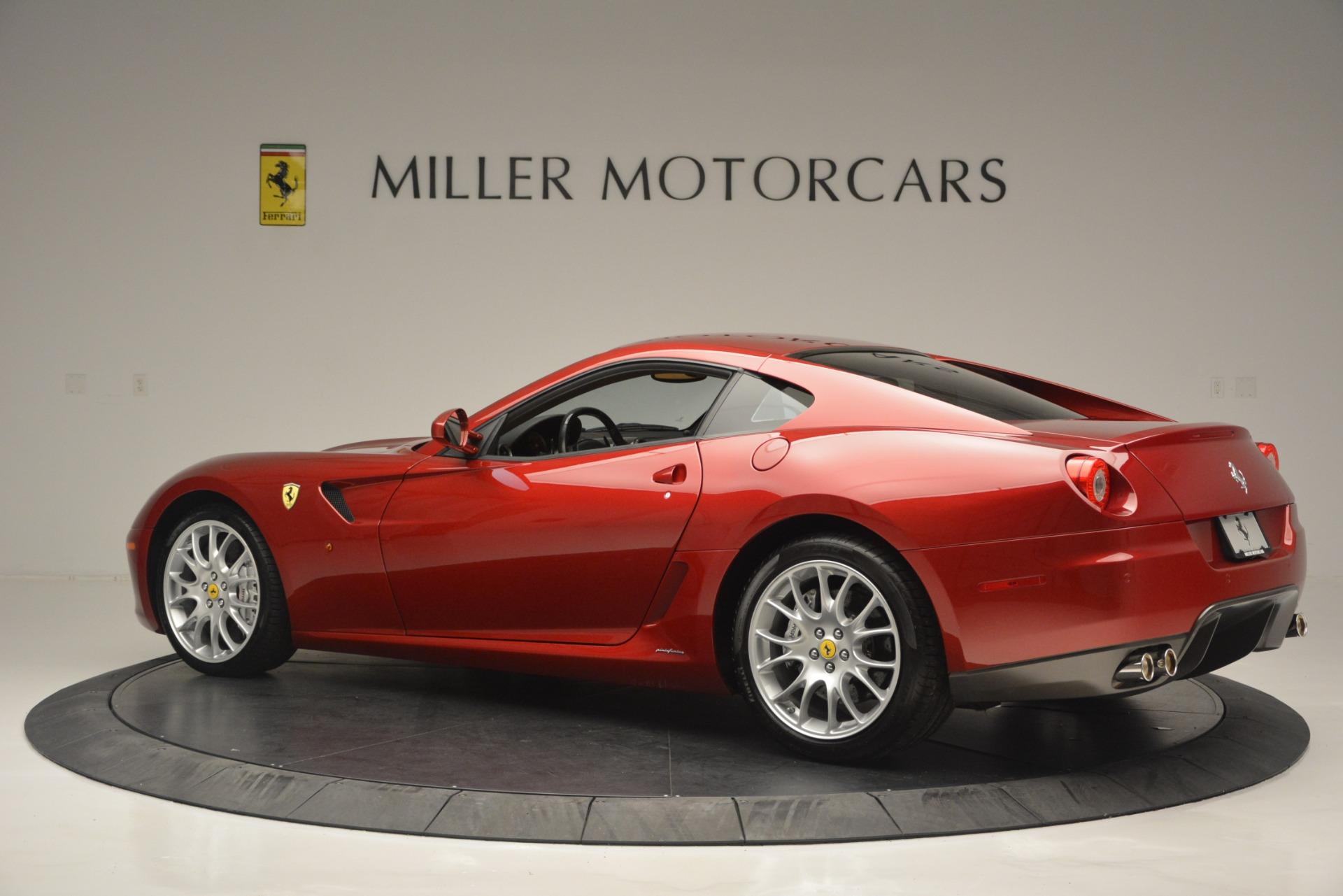 Used 2009 Ferrari 599 GTB Fiorano  For Sale In Greenwich, CT 2617_p4